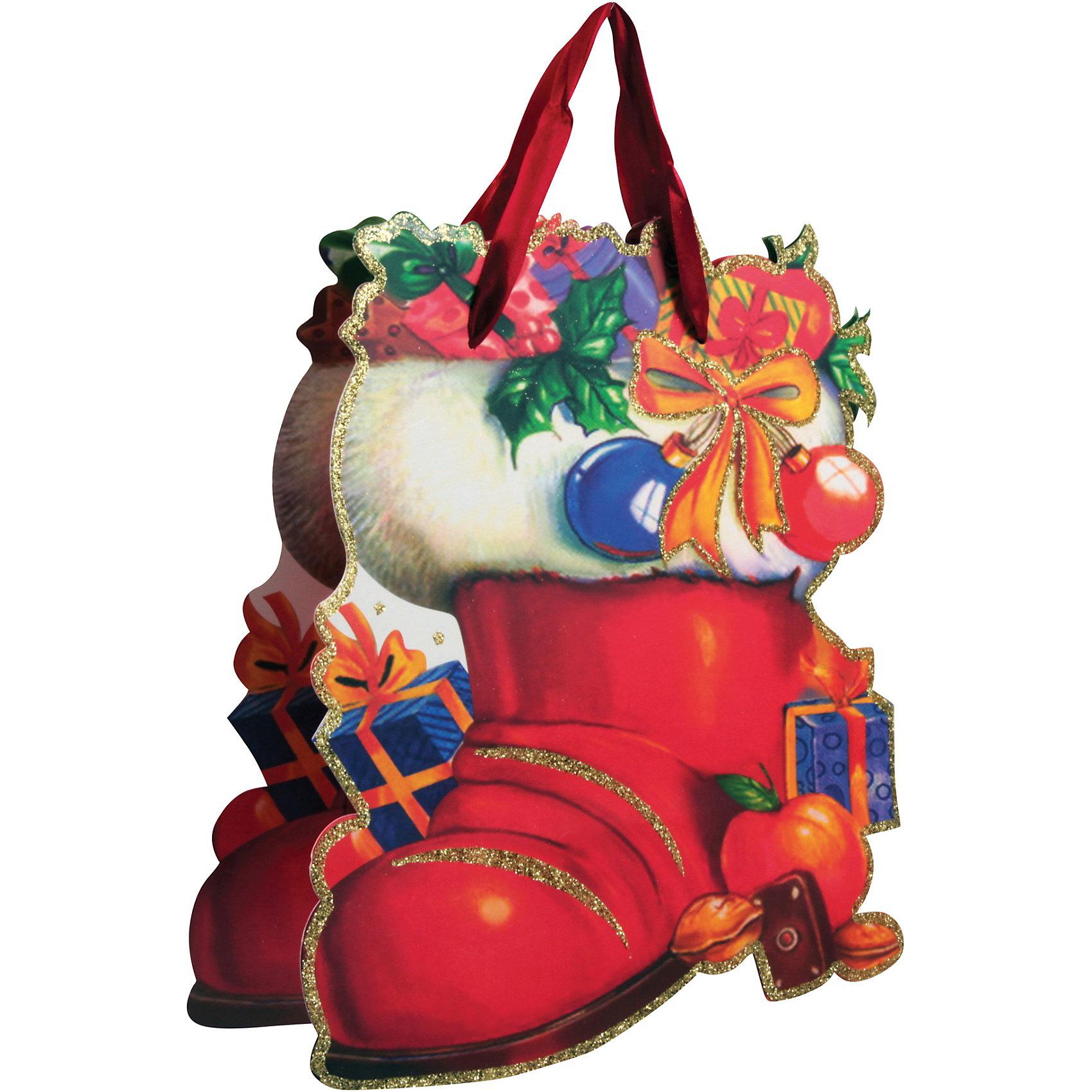Подарочный пакет в ассортиментеВсё для праздника<br>Подарочный пакет – это необычный пакет с новогодним принтом.<br>Яркий пакет подойдет для оформления подарка любимому и близкому человеку на Новый год. Упаковка дополнит приятную праздничную атмосферу и подчеркнёт значимость события. Праздничный аксессуар с добрым рисунком на новогоднюю тематику станет достойным украшением любого подарка.<br><br>Дополнительная информация:<br><br>- Размер: 28х8х28см.<br><br>Подарочный пакет можно купить в нашем интернет-магазине.<br><br>Ширина мм: 280<br>Глубина мм: 80<br>Высота мм: 280<br>Вес г: 65<br>Возраст от месяцев: 60<br>Возраст до месяцев: 180<br>Пол: Унисекс<br>Возраст: Детский<br>SKU: 3893685
