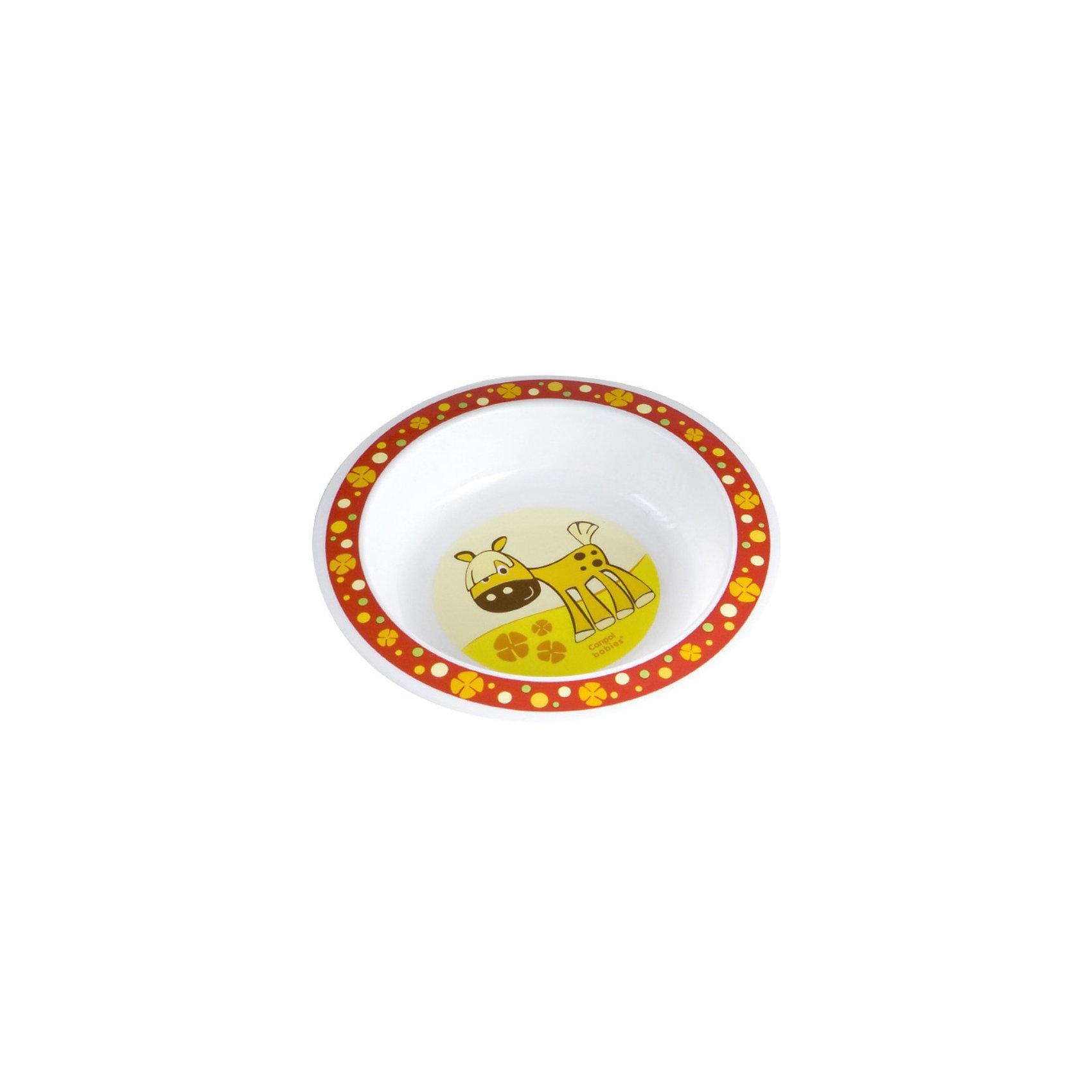 Тарелка Лошадка, 270 мл.,Canpol Babies, красныйТарелка Canpol  Babies с яркими забавными рисунками станет любимой посудой Вашего ребенка. Тарелка имеет удобную эргономичную форму и безопасные закругленные края. Яркая привлекательная посуда с симпатичными персонажами поможет ребенку быстрее освоить навыки самостоятельного питания.<br>Дополнительная информация:<br>- Диаметр 17,3 см снаружи, 14 см внутри, глубина 3,5 см<br>- Материал: пластик. <br>- Объем: 270 мл.<br>- Размер упаковки: 4 х 17 х 17 см.<br>- Вес: 50 гр.<br>Тарелку Canpol Babies 270 мл. можно купить в нашем интернет-магазине.<br><br>Ширина мм: 175<br>Глубина мм: 40<br>Высота мм: 175<br>Вес г: 40<br>Возраст от месяцев: 9<br>Возраст до месяцев: 36<br>Пол: Унисекс<br>Возраст: Детский<br>SKU: 3893874