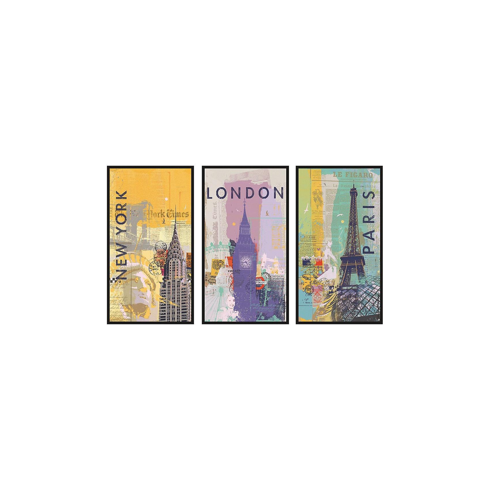 Пазл «Путешествие по миру» 3х500 деталей, RavensburgerПазлы до 500 деталей<br>Пазл «Путешествие по миру» 3х500 деталей, Ravensburger (Равенсбургер) – это великолепный подарок, как для ребенка, так и для взрослого.<br>Большой увлекательный пазл-триптих «Путешествие по миру» Ravensburger объединит всю семью за интересным занятием, отвлечет от повседневных дел, обучит терпению и внимательности. Пазл состоит из трех независимых частей. Пазлы Ravensburger – это не только яркие, интересные изображения, но и высочайшее качество продукции. Каждый пазл фирмы Ravensburger изготовлен и упакован с большой тщательностью. Особенности пазлов  Ravensburger: отсутствие двух одинаковых деталей; части пазла идеально соединяются; матовая поверхность исключает неприятные отблески; прочные детали не ломаются; изготовлены из экологического сырья.<br><br>Дополнительная информация:<br><br>- Количество деталей: 3 пазла по 500 деталей<br>- Размер картинки: 33х60 см.<br>- Материал: картон<br>- Размер коробки: 37 x 5,5 х 27 см.<br><br>Пазл «Путешествие по миру» 3х500 деталей, Ravensburger (Равенсбургер) можно купить в нашем интернет-магазине.<br><br>Ширина мм: 370<br>Глубина мм: 55<br>Высота мм: 270<br>Вес г: 1106<br>Возраст от месяцев: 120<br>Возраст до месяцев: 216<br>Пол: Унисекс<br>Возраст: Детский<br>Количество деталей: 500<br>SKU: 3894995