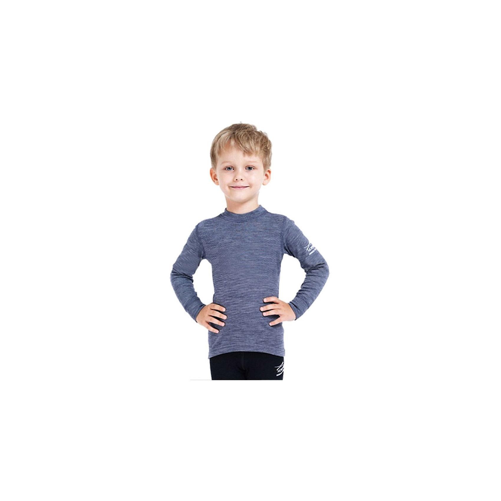Водолазка для мальчика NorvegВодолазка от известного бренда Norveg<br><br>Термоводолазка Norveg Soft City Style от немецкой компании Norveg (Норвег) - это удобная и красивая одежда, которая обеспечит комфортную терморегуляцию тела и на улице, и в помещении. <br>Она сделана из шерсти мериноса (австралийской тонкорунной овцы), которая обладает гипоаллергенными свойствами, поэтому не вызывает раздражения, даже если надета на голое тело.<br><br>Отличительные особенности модели:<br><br>- цвет: серый;<br>- швы плоские, не натирают и не мешают движению;<br>- анатомические резинки;<br>- материал впитывает влагу и сразу выводит наружу;<br>- анатомический крой;<br>- подходит и мальчикам, и девочкам;<br>- не мешает под одеждой.<br><br>Дополнительная информация:<br><br>- Температурный режим: от - 20° С  до +20° С.<br><br>- Состав: 100% шерсть мериноса<br><br>Водолазку Norveg (Норвег) можно купить в нашем магазине.<br><br>Ширина мм: 230<br>Глубина мм: 40<br>Высота мм: 220<br>Вес г: 250<br>Цвет: серый<br>Возраст от месяцев: 12<br>Возраст до месяцев: 15<br>Пол: Мужской<br>Возраст: Детский<br>Размер: 80/86,68/74,104/110,128/134,116/122,92/98,56/62<br>SKU: 3895062