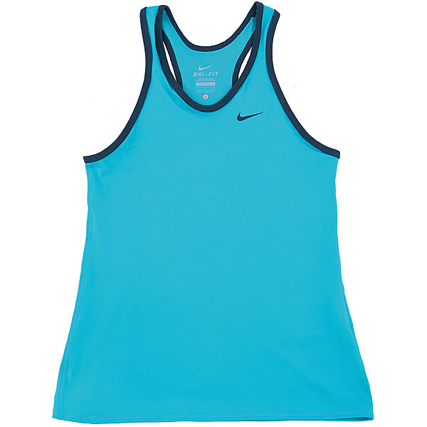 Топ для девочки ADVANTAGE COURT TANK YTH NIKE