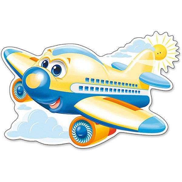 Пазл  Солнечный полет, 12 деталей MAXI, CastorlandПазлы для малышей<br>Пазл  Солнечный полет, 12 деталей MAXI, Castorland (Касторленд) - это увлекательный пазл с крупными яркими деталями.<br>Пазл Солнечный полет - это контурный пазл для самых маленьких. Большие красочные детали пазла, из плотного картона, легко соединяются. Собирая пазл, малыш сможет не только увлекательно провести время, но и развить образное и логическое мышление, наблюдательность, мелкую моторику и координацию движений рук.<br><br>Дополнительная информация:<br><br>- Количество деталей: 12<br>- Размер картинки: 47 ? 33 см.<br>- Материал: плотный картон<br>- Упаковка: картонная коробка<br>- Размер коробки: 32 ? 4,7 ? 22 см.<br>- Вес: 400 гр.<br><br>Пазл  Солнечный полет, 12 деталей MAXI, Castorland (Касторленд) можно купить в нашем интернет-магазине.<br><br>Ширина мм: 320<br>Глубина мм: 47<br>Высота мм: 220<br>Вес г: 400<br>Возраст от месяцев: 36<br>Возраст до месяцев: 84<br>Пол: Унисекс<br>Возраст: Детский<br>Количество деталей: 12<br>SKU: 3899112