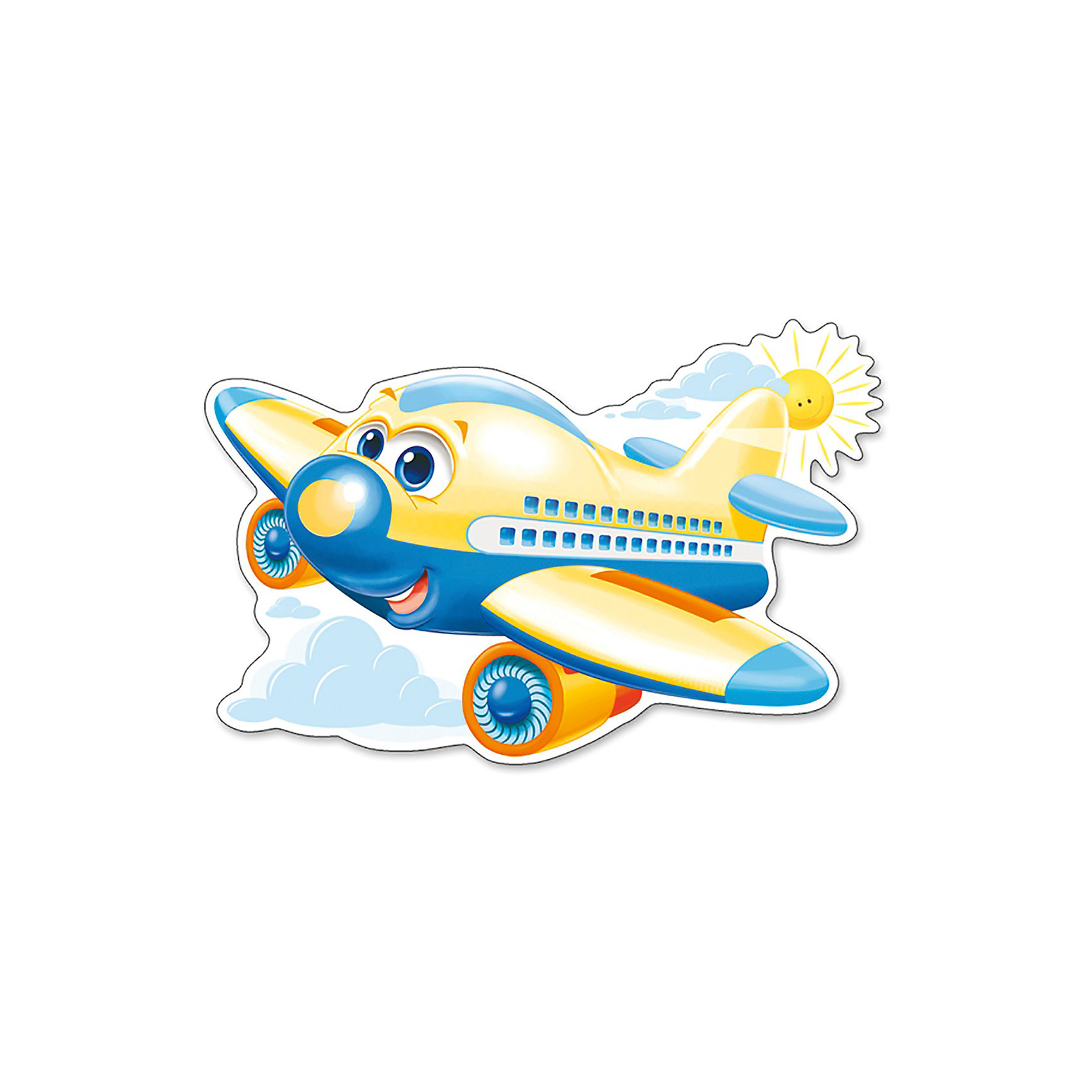 Castorland Пазл  Солнечный полет, 12 деталей MAXI, Castorland castorland пазл летний полет winx club 60 деталей castorland