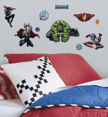 RoomMates Наклейки для декора Мстители (персонажи)