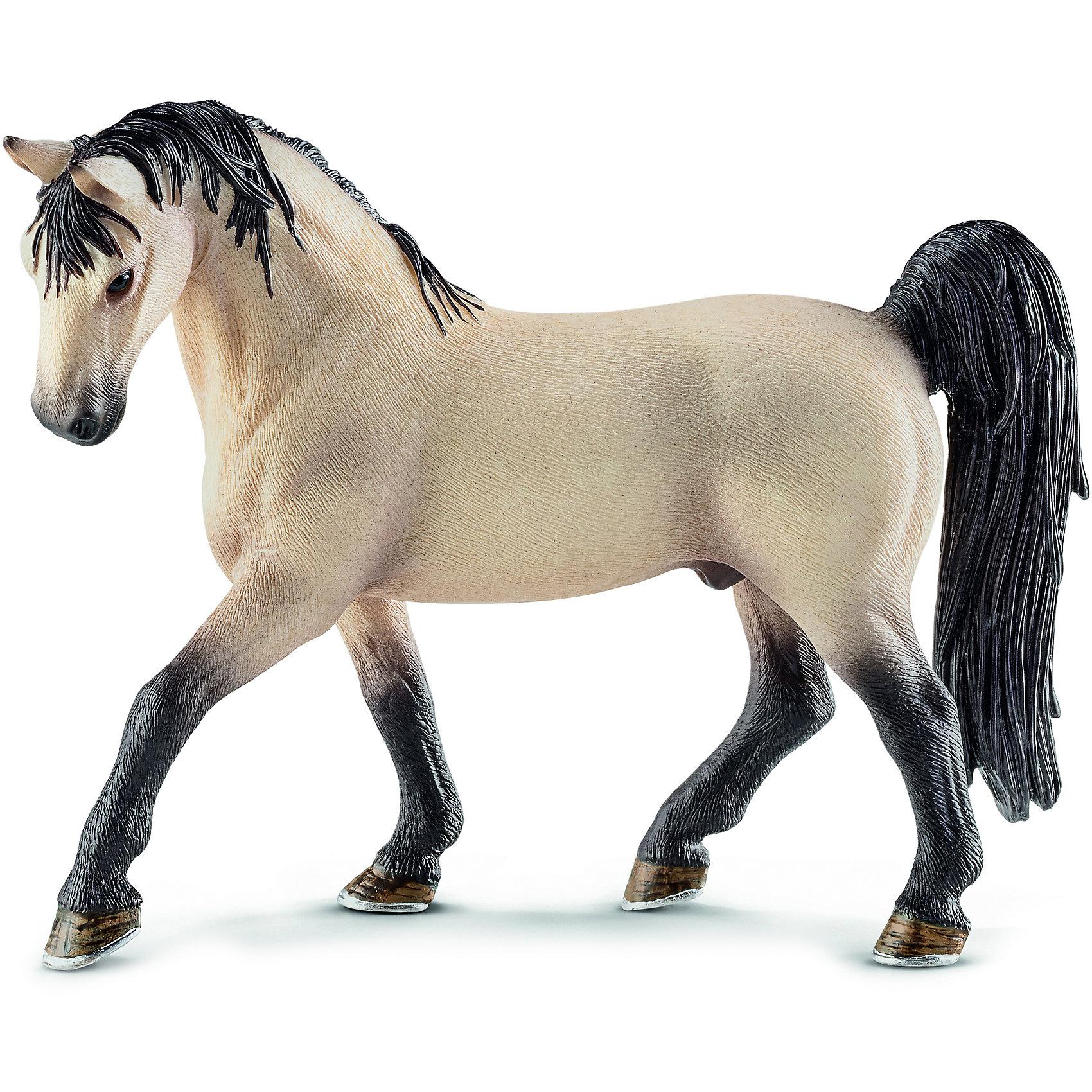 Schleich Жеребец Теннесси Уокер, Schleich фигурки игрушки schleich фиордская лошадь жеребец