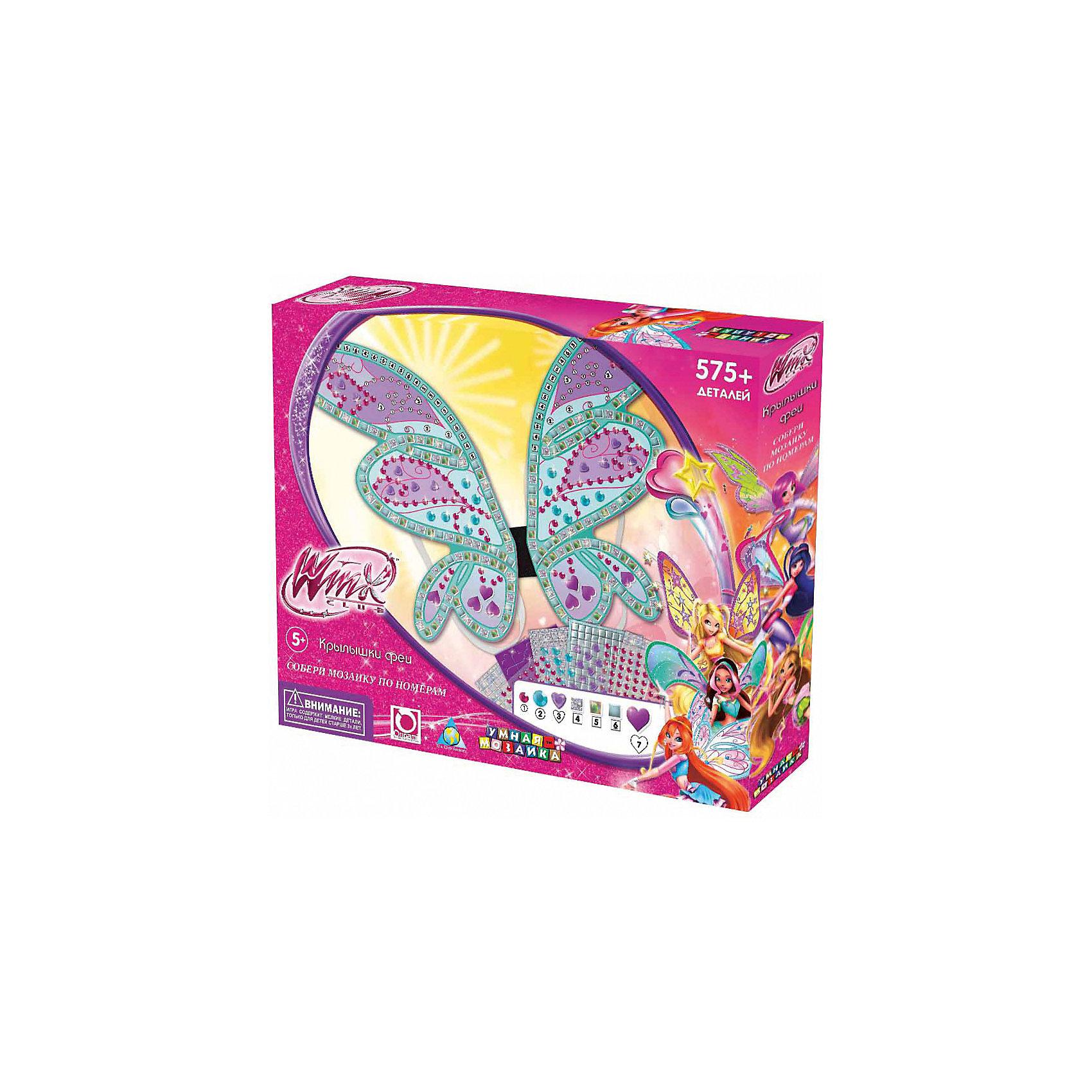"Мозаика Winx Club ""Крылышки феи"", Оригами от myToys"