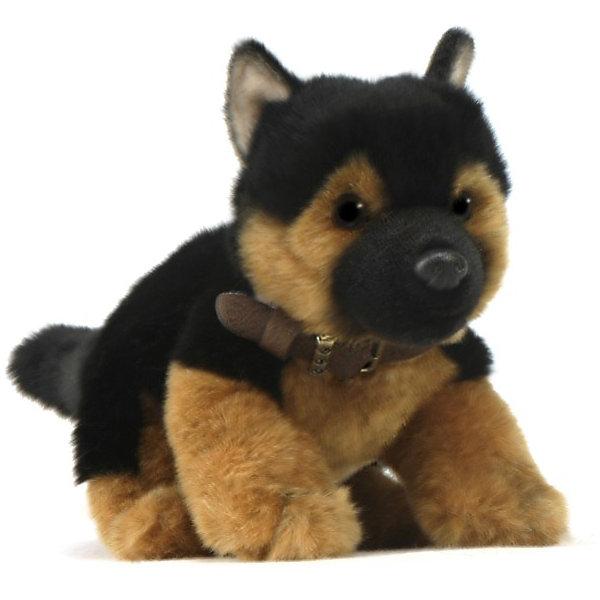 Мягкая игрушка Щенок, 25 см, HansaСимвол 2018 года: Собака<br>Маленький плюшевый щенок немецкой овчарки от Hansa (Ханса) наполнит мир малыша положительными эмоциями.<br>Торговая марка Hansa (Ханса) стала широко известной и популярной практически во всем мире и получила множество международных призов. Игрушки максимально точно копируют оригинал. Шьются и набиваются вручную, что позволяет достигнуть максимальной реалистичности образа. Изготавливаются из искусственного меха, специально обработанного для придания схожести с мехом конкретного вида животного. При помощи игрушек Hansa (Ханса) можно создавать различные интерьерные образы в детских, студиях и «живых уголках». Мягкие игрушки Hansa (Ханса) учат любить животных, развивают воображение и тактильную чувствительность у детей.<br><br>Дополнительная информация:<br><br>- Размер: 25 см.<br>- Материал: искусственный мех<br>- Набивка: гипоаллергенное волокно<br>- Ошейник в комплект не входит<br><br>Мягкую игрушку Щенок, 25 см, Hansa (Ханса) можно купить в нашем интернет-магазине.<br><br>Ширина мм: 230<br>Глубина мм: 130<br>Высота мм: 160<br>Вес г: 125<br>Возраст от месяцев: 36<br>Возраст до месяцев: 144<br>Пол: Унисекс<br>Возраст: Детский<br>SKU: 3911762