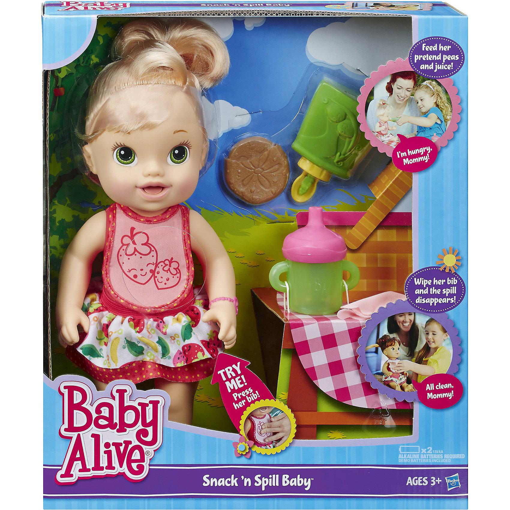 ������� �������, Baby Alive (Hasbro)