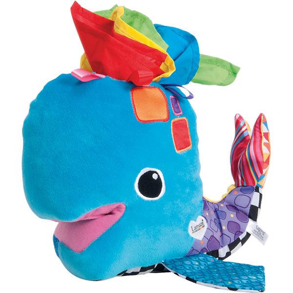 Игрушка Китенок Фрэнки, LamazeМягкие игрушки животные<br>Красивый большой китенок обязательно полюбится вашему малышу! Игрушка выполнена из тканей различной фактуры, плотно набита, имеет яркую, привлекающую внимание расцветку. Малыш с удовольствием будет шуршать плавниками и хвостиком китенка. Игрушка развивает мелкую моторику и сенсорное восприятие. <br><br>Дополнительная информация:<br><br>- Материал: текстиль.<br>- Цвет: голубой, красный, зеленый, фиолетовый, розовый.<br>- Размер: 28х13,3х27,5 см<br><br>Игрушку Китенок Фрэнки, Lamaze можно купить в нашем магазине.<br>Ширина мм: 279; Глубина мм: 133; Высота мм: 279; Вес г: 300; Возраст от месяцев: 0; Возраст до месяцев: 36; Пол: Унисекс; Возраст: Детский; SKU: 3922288;