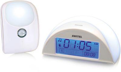 Автоматический детский ночник с функцией радионяни BC110, SWITEL