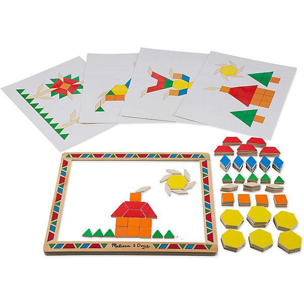Магниты Придумай свой рисунок, Melissa &amp; DougНастольные игры для всей семьи<br>Замечательная развивающая игра - набор магнитов Придумай свой рисунок от известного бренда Melissa &amp; Doug для ребенка. Набор включает в себя деревянную магнитную основу, а также 120 мелких деталей на магнитах, из которых можно составить разные картины. Игрушка развивает мелкую моторику, фантазию, воображение и логику и обладает следующими особенностями:<br>- экологически чистые материалы, безопасные красители;<br>- яркие насыщенные цвета;<br>- качественные магниты;<br>- 12 подсказок - вариантов составления картин;<br>- удобная пластиковая сумочка с веревочными ручками для хранения и транспортировки. <br>Прекрасная игра для ребенка любого возраста!<br><br>Дополнительная информация:<br>- Вес упаковки: 1404 гр;<br>- Габариты упаковки: 340х360х50 мм;<br>- Рекомендуемый возраст: от 1 года с участием взрослых (содержит мелкие детали);<br>- Состав: дерево, магнит.<br><br>Магниты Придумай свой рисунок Melissa &amp; Doug можно купить в нашем магазине<br>Ширина мм: 340; Глубина мм: 360; Высота мм: 50; Вес г: 1404; Возраст от месяцев: 36; Возраст до месяцев: 72; Пол: Унисекс; Возраст: Детский; SKU: 3927700;