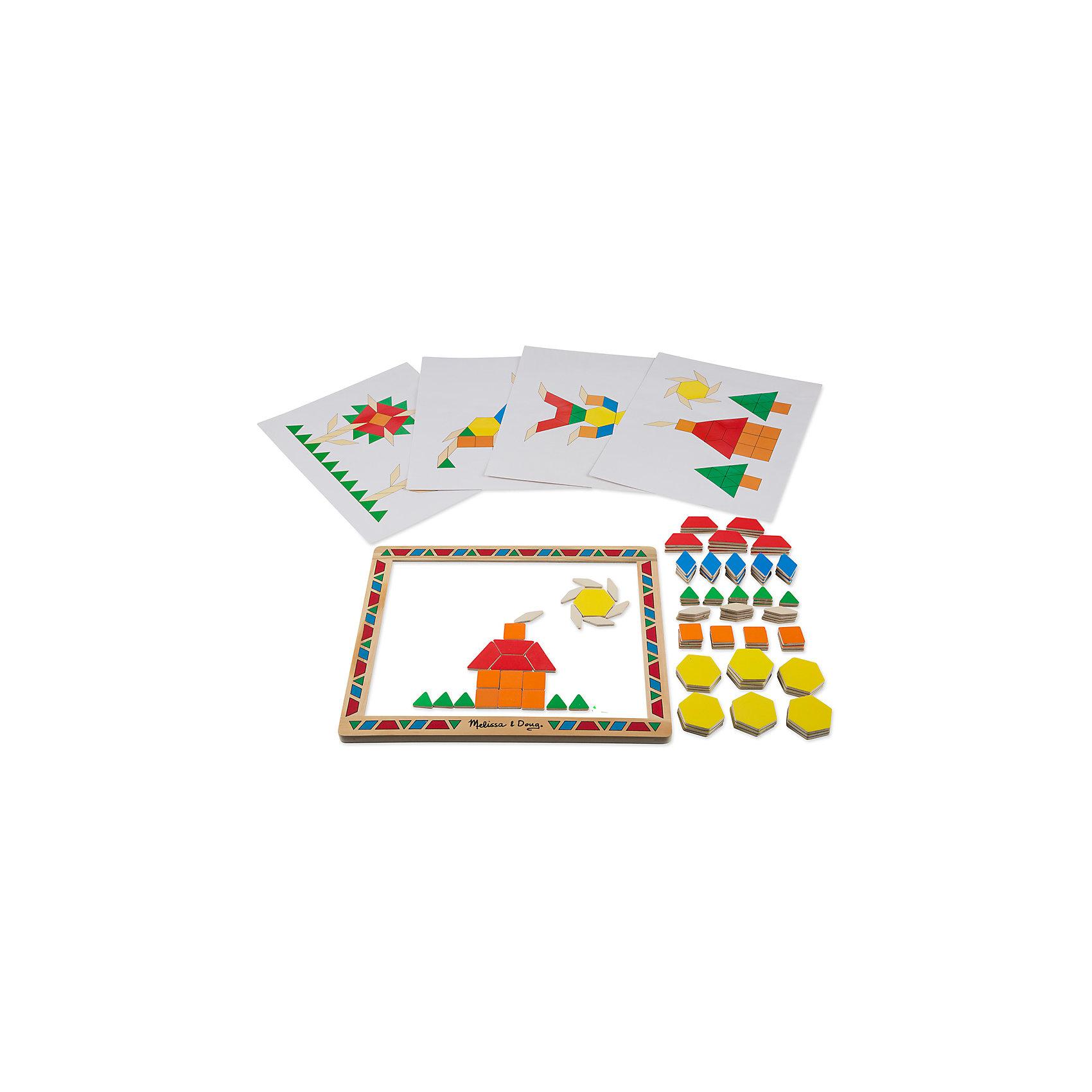 Магниты Придумай свой рисунок, Melissa &amp; DougДеревянные игры и пазлы<br>Замечательная развивающая игра - набор магнитов Придумай свой рисунок от известного бренда Melissa &amp; Doug для ребенка. Набор включает в себя деревянную магнитную основу, а также 120 мелких деталей на магнитах, из которых можно составить разные картины. Игрушка развивает мелкую моторику, фантазию, воображение и логику и обладает следующими особенностями:<br>- экологически чистые материалы, безопасные красители;<br>- яркие насыщенные цвета;<br>- качественные магниты;<br>- 12 подсказок - вариантов составления картин;<br>- удобная пластиковая сумочка с веревочными ручками для хранения и транспортировки. <br>Прекрасная игра для ребенка любого возраста!<br><br>Дополнительная информация:<br>- Вес упаковки: 1404 гр;<br>- Габариты упаковки: 340х360х50 мм;<br>- Рекомендуемый возраст: от 1 года с участием взрослых (содержит мелкие детали);<br>- Состав: дерево, магнит.<br><br>Магниты Придумай свой рисунок Melissa &amp; Doug можно купить в нашем магазине<br><br>Ширина мм: 340<br>Глубина мм: 360<br>Высота мм: 50<br>Вес г: 1404<br>Возраст от месяцев: 36<br>Возраст до месяцев: 72<br>Пол: Унисекс<br>Возраст: Детский<br>SKU: 3927700