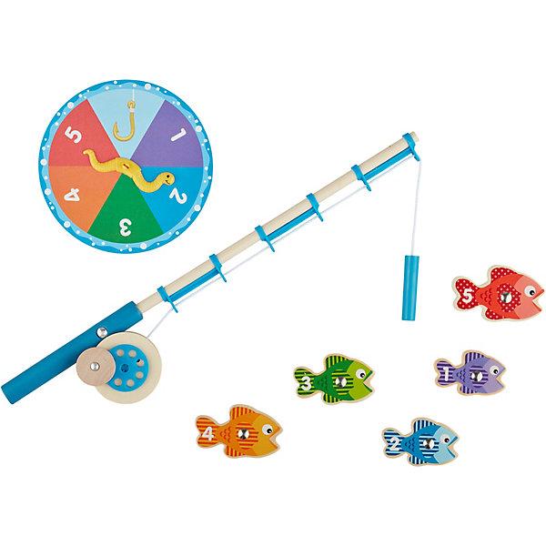 Магнитная игра Рыбалка, Melissa &amp; DougХиты продаж<br>Потрясающая игрушка для ребенка - магнитная Рыбалка от известного бренда Melissa &amp; Doug. Развивает мелкую моторику, усидчивость, терпение, координацию, обучает цветам, стимулирует фантазию. Обладает следующими особенностями:<br>- экологически чистые материалы, приятные на ощупь, безопасные красители;<br>- яркие цвета;<br>- в наборе 2 удочки с магнитиками, 10 разноцветных рыбок, мешочек для переноски;<br>- игра предназначена для 2 участников.<br>Эта веселая игра никого не оставит равнодушным!<br><br>Дополнительная информация:<br>- вес: 997 гр;<br>- габариты: 240х470х70 мм;<br>- рекомендуемый возраст: от 1,5 лет при участии взрослых.<br><br>Магнитную игру Рыбалка Melissa &amp; Doug можно купить в нашем магазине<br><br>Ширина мм: 240<br>Глубина мм: 470<br>Высота мм: 70<br>Вес г: 997<br>Возраст от месяцев: 36<br>Возраст до месяцев: 72<br>Пол: Унисекс<br>Возраст: Детский<br>SKU: 3927711