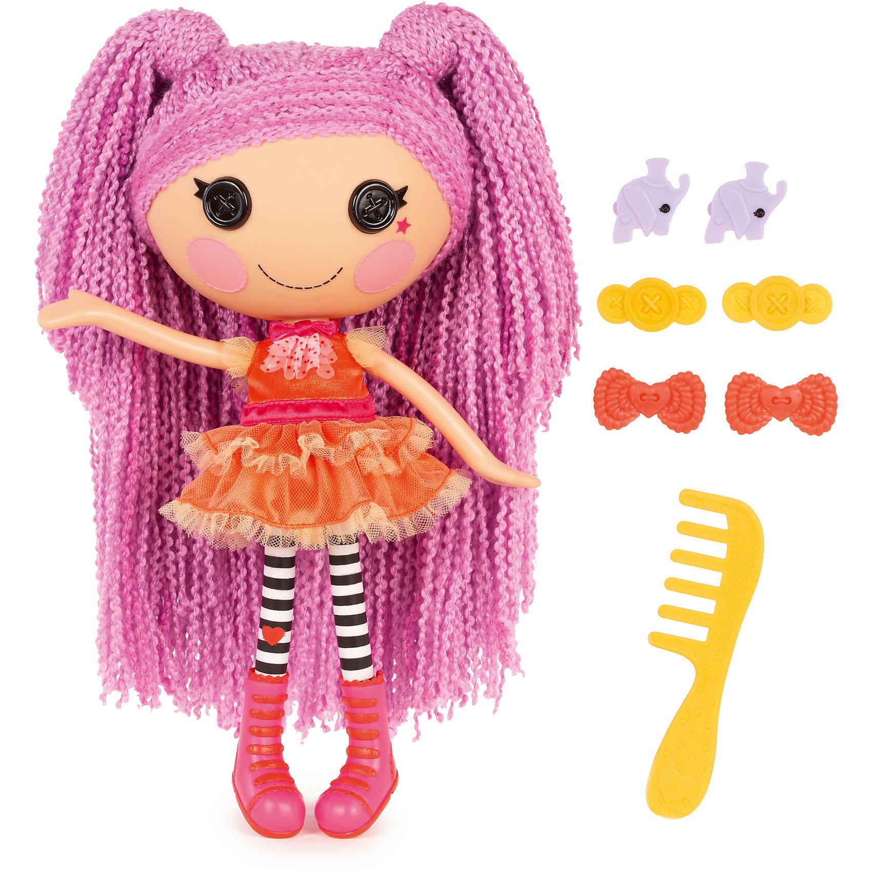 Кукла Смешинка Волосы-нити,  Lalaloopsy