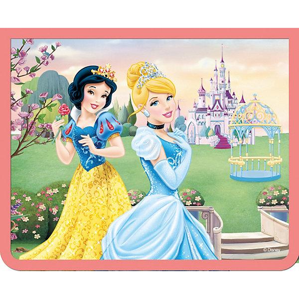 Папка А5 на молнии Принцессы Дисней, РосмэнПринцессы Дисней<br>Яркая, стильная папка для тетрадей Disney Princess (Принцессы Диснея) поможет аккуратно хранить бумаги форматом А5 в одном месте, защищая их от деформации и потери. Ее передняя картонная стенка прикрывает содержимое в ней от посторонних глаз, а задняя прозрачная сторона позволяет ее владельцу быстрее отыскать нужный предмет. Папка закрывается на молнию, поэтому вы можете быть уверены, что положенные в нее бумаги оттуда не выпадут. Изделие выполнено из ламинированного картона, ПВХ, полиэстера и декорировано привлекательным принтом с любимыми принцессами из мультфильмов Диснея.<br><br>Дополнительная информация:<br><br>- Удобная папка на молнии;<br>- Подходит для формата А5;<br>- Одна сторона прозрачная;<br>- Классный дизайн;<br>- Поможет сохранить документы;<br>- Обязательно понравится любителю мультфильмов Disney Princess (Принцессы Диснея);<br>- Размер упаковки: 33,5 х 24 см;<br>- Вес 110 г<br><br>Папку А5 на молнии Disney Princess (Принцессы Диснея), Росмэн можно купить в нашем интернет-магазине.<br><br>Ширина мм: 240<br>Глубина мм: 200<br>Высота мм: 20<br>Вес г: 70<br>Возраст от месяцев: 36<br>Возраст до месяцев: 144<br>Пол: Женский<br>Возраст: Детский<br>SKU: 3930656