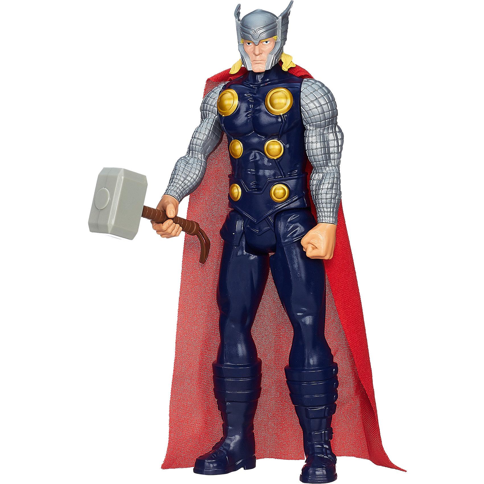 Титаны: Тор, Мстители