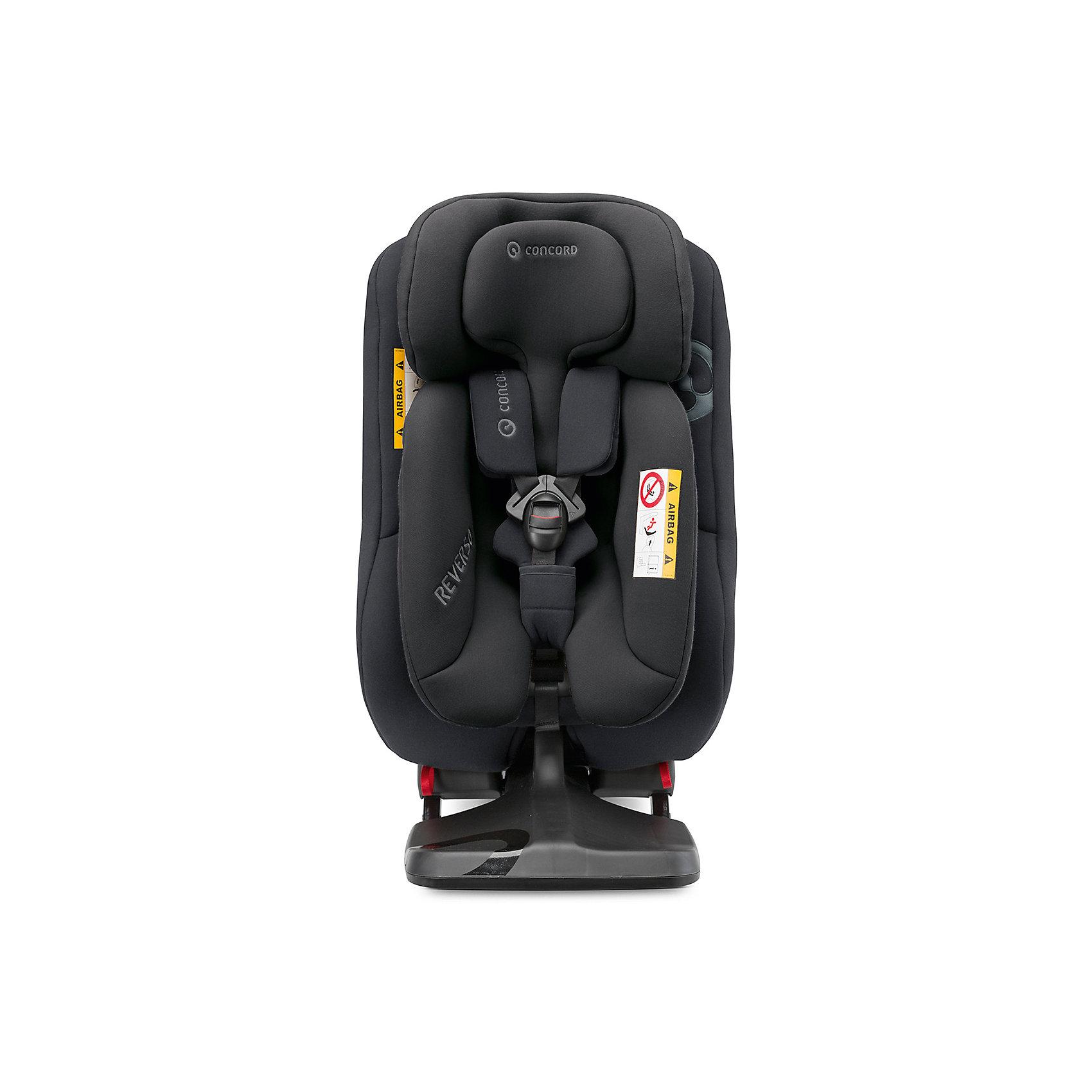 Concord Автокресло Reverso, 0-18 кг., Concord, Raven Black
