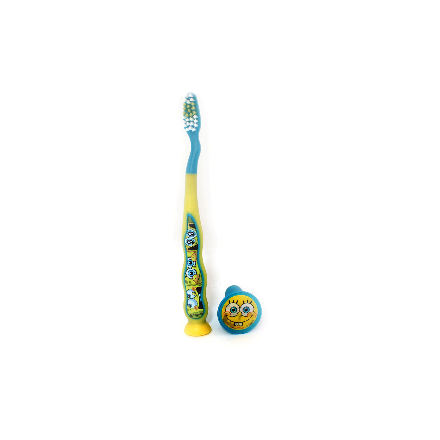 Зубная щетка Sponge Bob, дорожная с защитным чехлом на присоске, FireflyЗубные щетки<br>Каждому малышу для путешествий и поездок необходима компактная и красивая дорожная зубная щетка. Представляем Вашему вниманию зубную щетку Sponge Bob (Губка Боб), Firefly с защитным чехлом на присоске. Такую щеточку малыш обязательно захочет взять с собой в дорогу. Щетка предназначена специально для детей, а потому ее нейлоновые щетинки особенно мягкие. Они не поранят нежные десны крохи и бережно очистят зубки. Ручка с противоскользящей поверхностью сделает чистку зубов не только увлекательным и полезным, но и удобным процессом. При этом необязательно ставить щетку в стаканчик - она легко и надежно крепится к раковине с помощью присоски. А замечательный чехольчик в комплекте поможет всегда сохранять гигиену щетки.<br><br>Дополнительная информация:<br><br>- Удобный защитный чехол;<br>- Удобно крепится к поверхности при помощи присоски;<br>- Мягкие нейлоновые щетинки;<br>- Эргономичная ручка с противоскользящей поверхностью;<br>- Цветовое поле щетины для оптимального дозирования пасты;<br>- Особенно понравится любителю мультфильмов Sponge Bob (Губка Боб);<br>- Размер упаковки: 25 х 2,5 х 2 см<br>- Вес: 100 г<br><br>Зубную щетку Sponge Bob (Губка Боб) с защитным чехлом на присоске, Firefly можно купить в нашем интернет-магазине.<br><br>Ширина мм: 250<br>Глубина мм: 50<br>Высота мм: 20<br>Вес г: 100<br>Возраст от месяцев: 36<br>Возраст до месяцев: 2147483647<br>Пол: Унисекс<br>Возраст: Детский<br>SKU: 3939243