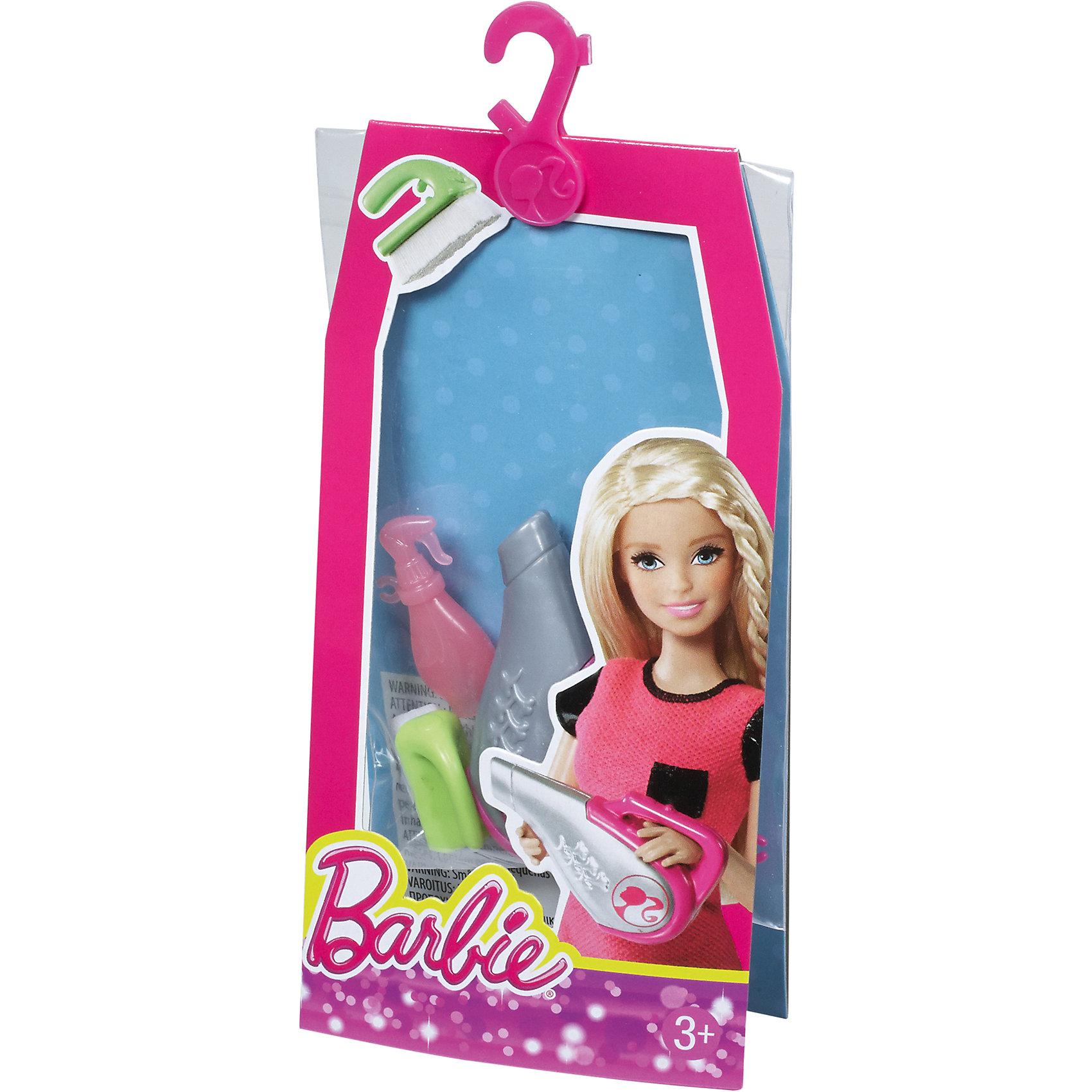 """Мини-набор для декора дома """"Уборка"""", Barbie от myToys"""