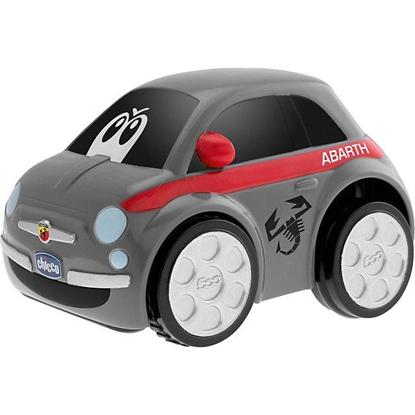 Машинка TURBO TOUCH 500 ABARTH, ChiccoМашинки<br>Машинка TURBO TOUCH 500 ABARTH, Chicco (Чико) – эта машинка доставит массу удовольствия юному автолюбителю.<br>Машинка TURBO TOUCH 500 ABARTH издает забавные звуки, полностью повторяющие рев мотора, совсем как у настоящего автомобиля и даже сигналит! Автомобиль вибрирует, стартует, ускоряется и ревет во время гонки, потом резкий тормоз и приветствие гудком. В зависимости от количества нажатий на корпус автомобильчика, увеличивается расстояние, которое может проехать машинка.<br><br>Дополнительная информация:<br><br>- Может проезжать до 10 метров<br>- Материал: высококачественный пластик<br>- Батарейки: 3 типа АА 1,5 V (входят в комплект)<br>- Размер упаковки: 12 х 18,7 х 15,2 см.<br><br>Машинку TURBO TOUCH 500 ABARTH, Chicco (Чико) можно купить в нашем интернет-магазине.<br><br>Ширина мм: 192<br>Глубина мм: 152<br>Высота мм: 121<br>Вес г: 394<br>Возраст от месяцев: 24<br>Возраст до месяцев: 60<br>Пол: Унисекс<br>Возраст: Детский<br>SKU: 3943208