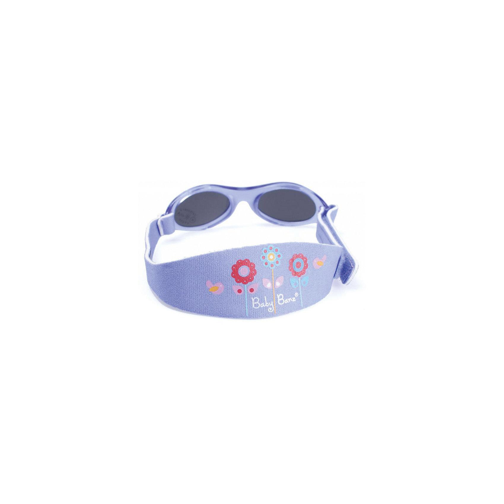 где купить Baby Banz Солнцезащитные очки, фиолетовый, Baby Banz по лучшей цене