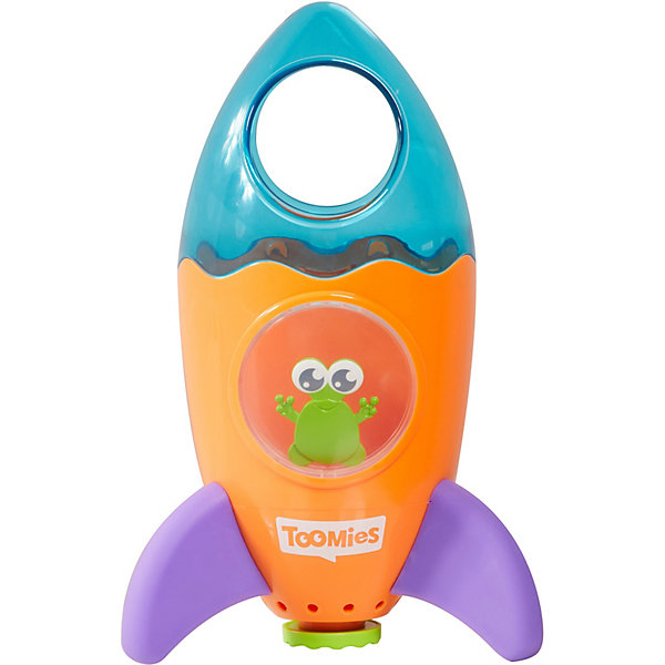 Купить RU Игрушка для ванны Tomy Фонтан-Ракета, Китай, Унисекс
