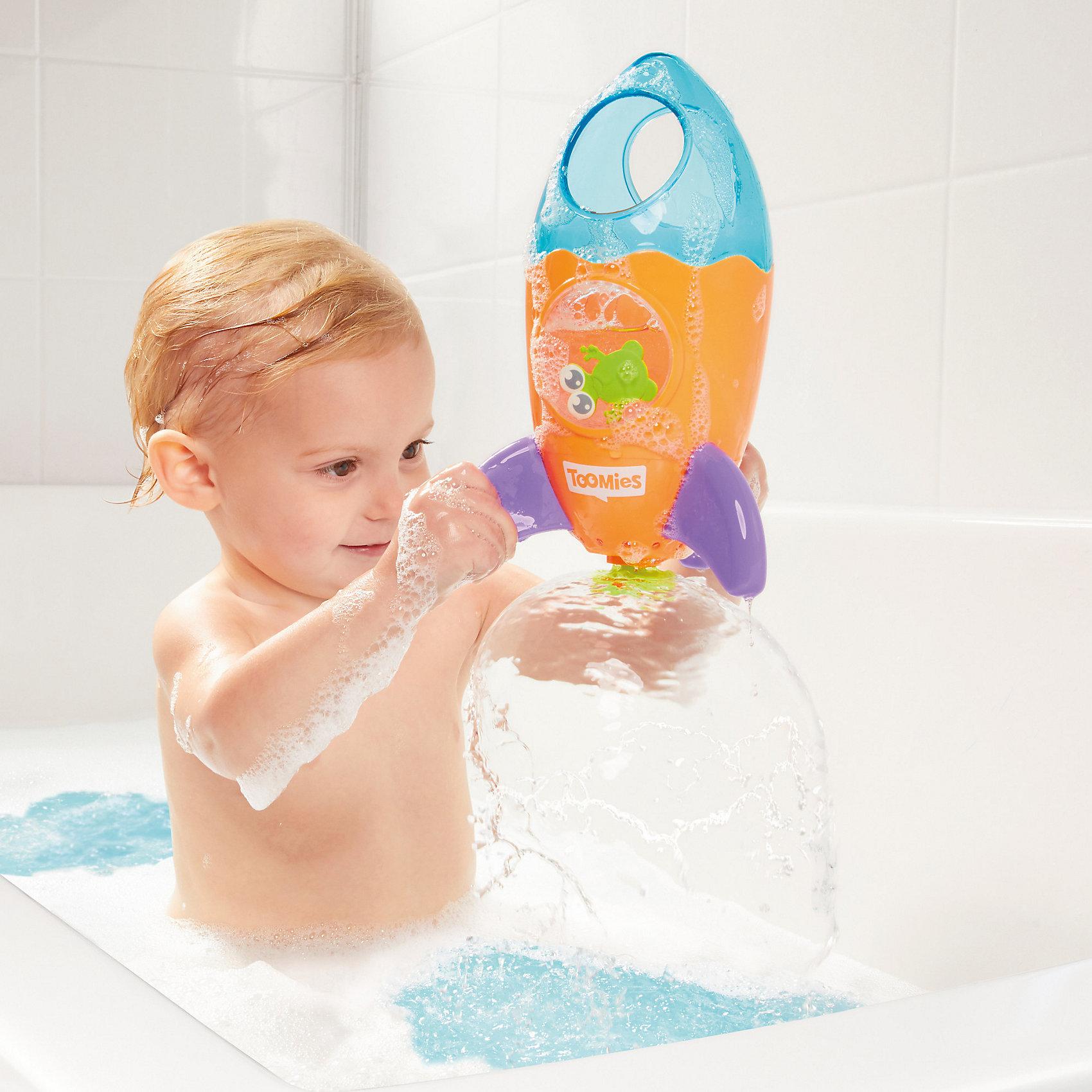 """Игрушка  для ванной """"Фонтан-ракета"""", TOMY от myToys"""