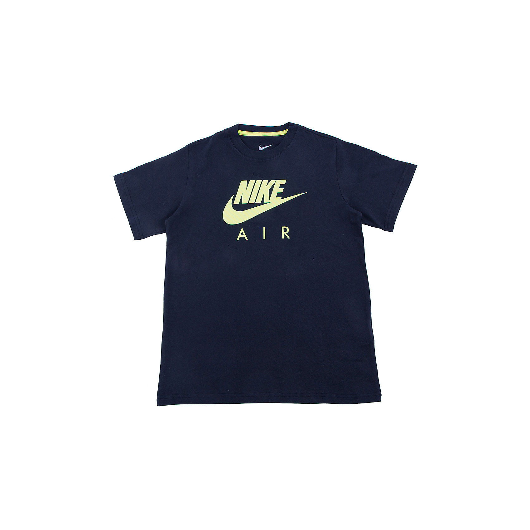 Футболка для мальчика CAT HBR HD TEE YTH NIKE