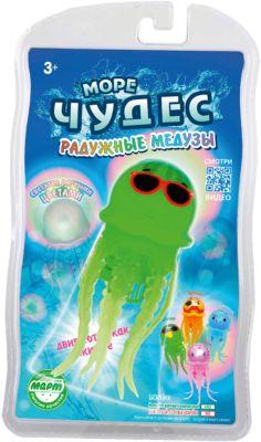 ѕлавающа¤ радужна¤ медуза Ѕилли, ћоре чудес