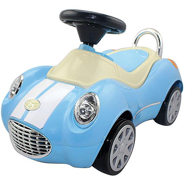 Машинка-каталка Кабриолет Люкс FOXY-CAR Happy Baby, голубаяМашинки-каталки<br>Машинка-каталка FOXY-CAR развивает координацию движений, мускулатуру детей.<br><br>Характеристики: музыкальный сигнал; стильный дизайн мощного внедорожника; прочный пластик; удобное сиденье; для дома и улицы.<br><br>Дополнительная информация:<br><br>- Материал: пластмасса.<br>- Размеры: 71 x 33 x 33 см<br>- Максимальная нагрузка: 15 кг<br><br>Машинку-каталку Кабриолет Люкс FOXY-CAR Happy Baby, голубую можно купить в нашем магазине.<br>Ширина мм: 710; Глубина мм: 355; Высота мм: 260; Вес г: 4500; Цвет: голубой; Возраст от месяцев: 12; Возраст до месяцев: 36; Пол: Унисекс; Возраст: Детский; SKU: 3971620;