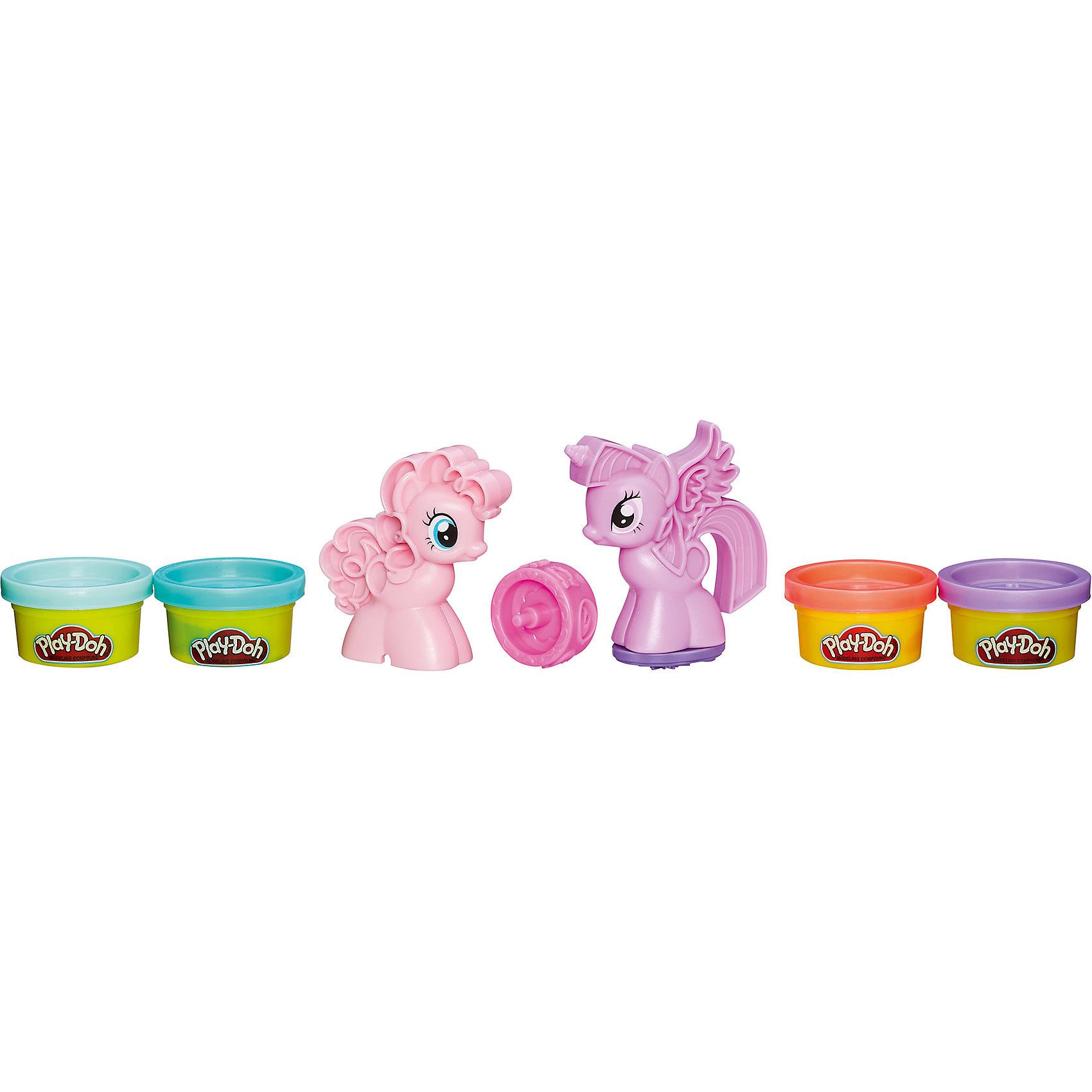 Hasbro Игровой набор Пони - Знаки отличия, Play-doh hasbro play doh игровой набор из 3 цветов цвета в ассортименте с 2 лет