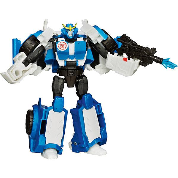 Cтронгарм, Роботс-ин-Дисгайс  Войны, ТрансформерыКоллекционные и игровые фигурки<br>Любимый персонаж Стронгарм прекрасно  умеет атаковать противника. Трансформируется в полицейский джип. Высокий уровень детализации и  увлекательная трансформация в 8 шагов обязательно понравятся вашему ребенку. Эта игрушка не только понравится всем мальчишкам, она поможет развить мелкую моторику, внимание и фантазию ребенка. Выполнена из высококачественного прочного пластика, безопасного для детей.<br><br>Дополнительная информация:<br><br>- Материал: пластик.<br>- Размер: 12 см. <br>- Оружие в комплекте. <br><br>Cтронгарма, Роботс-ин-Дисгайс  Войны, Трансформеры (Transformers) можно купить в нашем магазине.<br><br>Ширина мм: 64<br>Глубина мм: 165<br>Высота мм: 254<br>Вес г: 290<br>Возраст от месяцев: 72<br>Возраст до месяцев: 192<br>Пол: Мужской<br>Возраст: Детский<br>SKU: 3971709