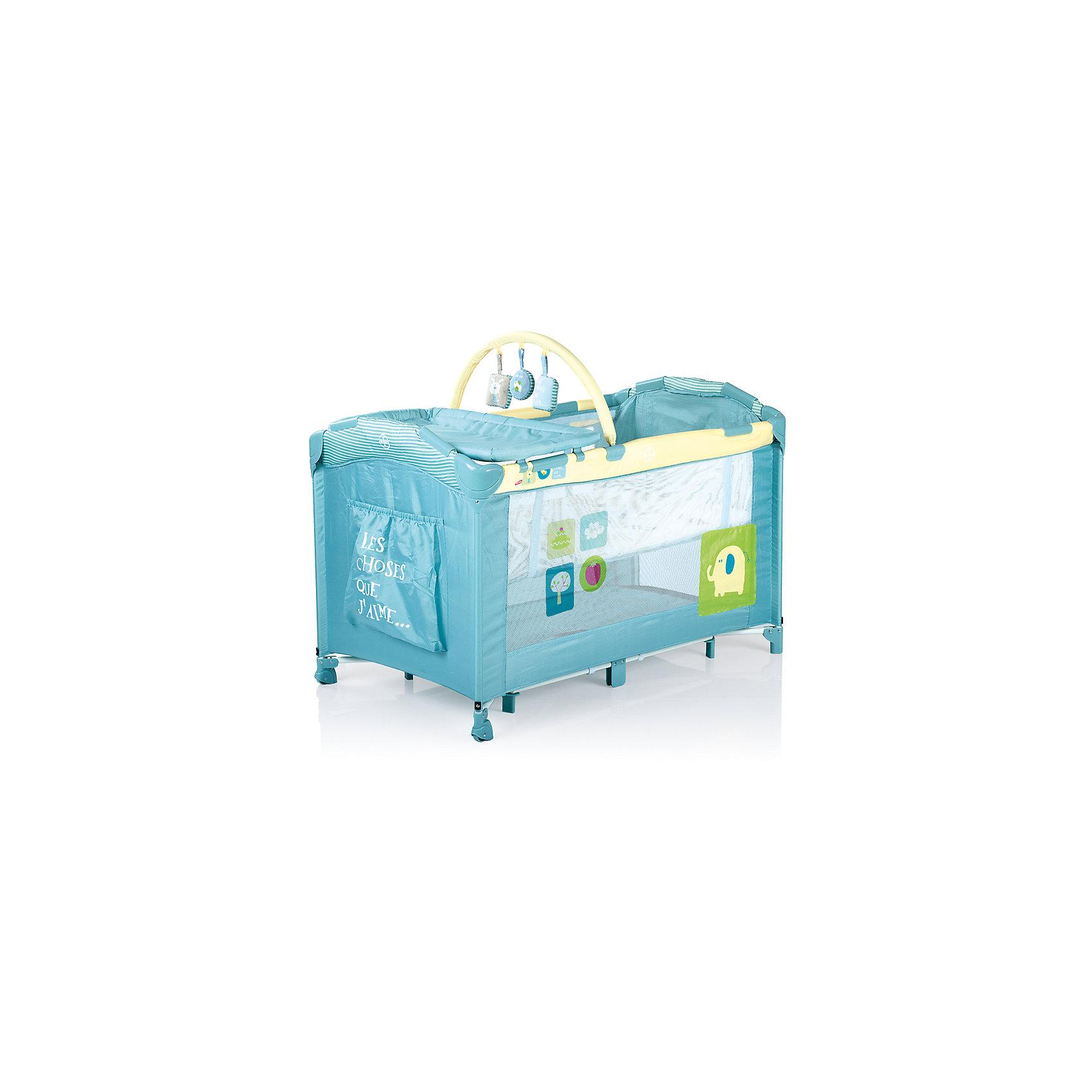Babies Манеж-кровать Babies P-695H, Babies babies манеж кровать p 1a