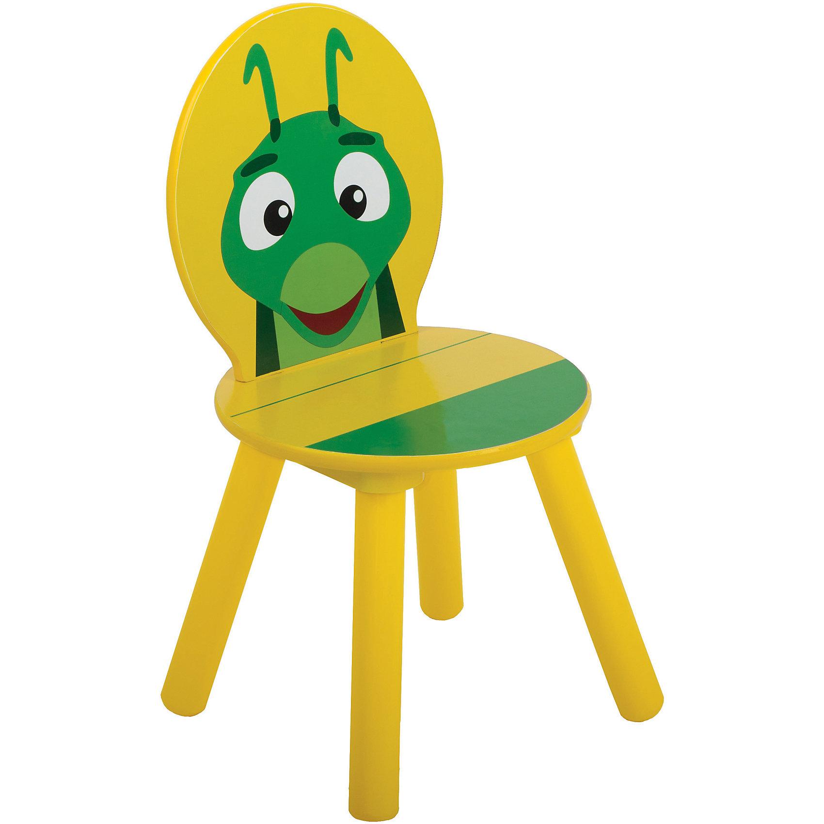 Круглый стул Кузя 26.8*26.8*52 см, Лунтик и его друзьяКруглый стул Кузя, Лунтик и его друзья - удобный комфортный стульчик, который замечательно подойдет для малышей и дошкольников. Стул выполнен из экологического материала - дерева и  украшен изображением кузнечика Кузи из популярного мультсериала Лунтик. Стульчик послужит прекрасным дополнением к детскому столику.<br><br>Дополнительная информация:<br><br>- Материал: дерево.<br>- Размер: 26,8 х 26,8 х 52 см.<br>- Размер упаковки: 35 х 53 х 5,5 см.<br>- Вес: 2,275 кг.<br><br>Круглый стул Кузя, Лунтик и его друзья, можно купить в нашем интернет-магазине.<br><br>Ширина мм: 350<br>Глубина мм: 530<br>Высота мм: 55<br>Вес г: 2275<br>Возраст от месяцев: 24<br>Возраст до месяцев: 72<br>Пол: Унисекс<br>Возраст: Детский<br>SKU: 3974560