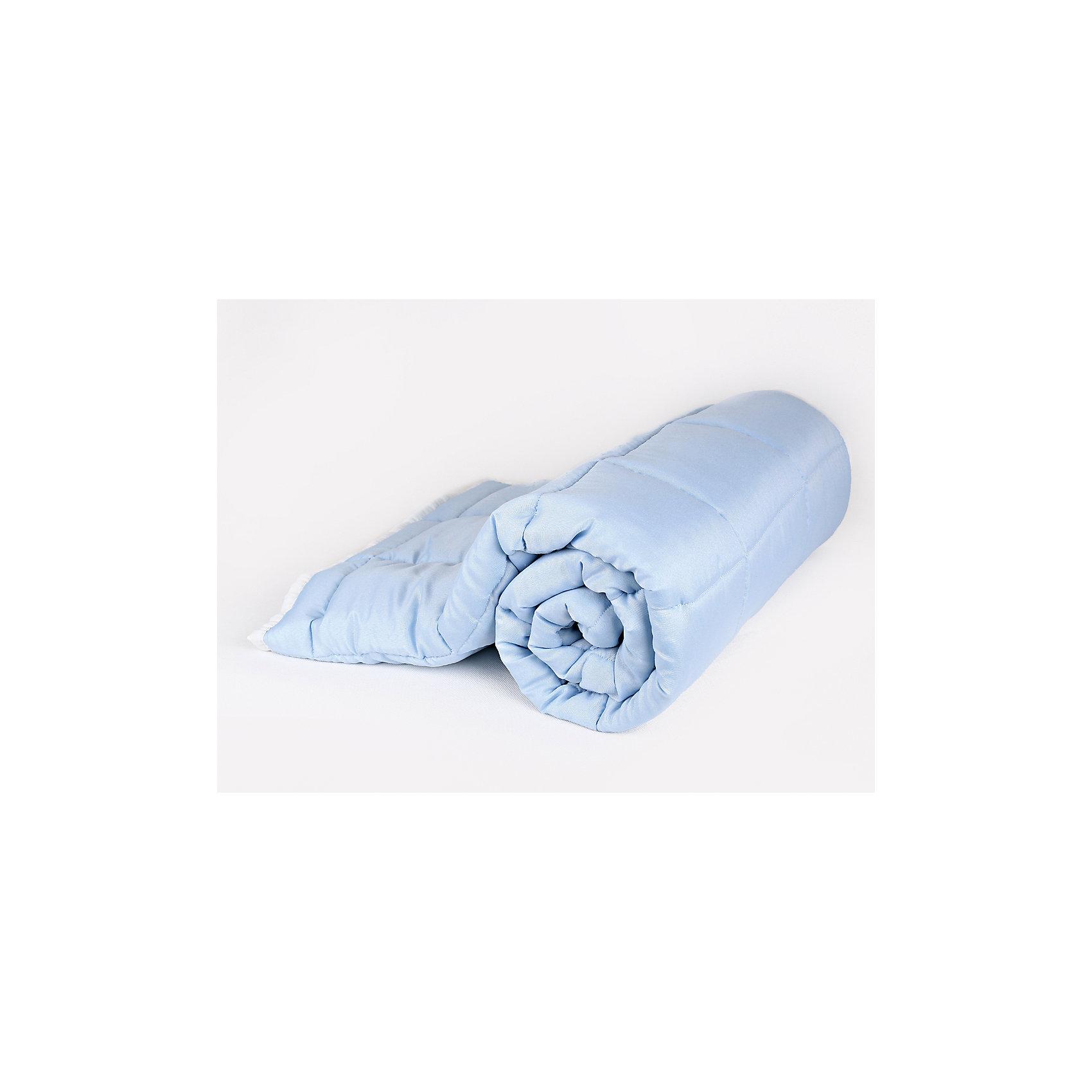 Baby Nice Одеяло стеганное, 110х140 см, Baby Nice, голубой baby nice бортик гнездышко 85х45см baby nice голубой