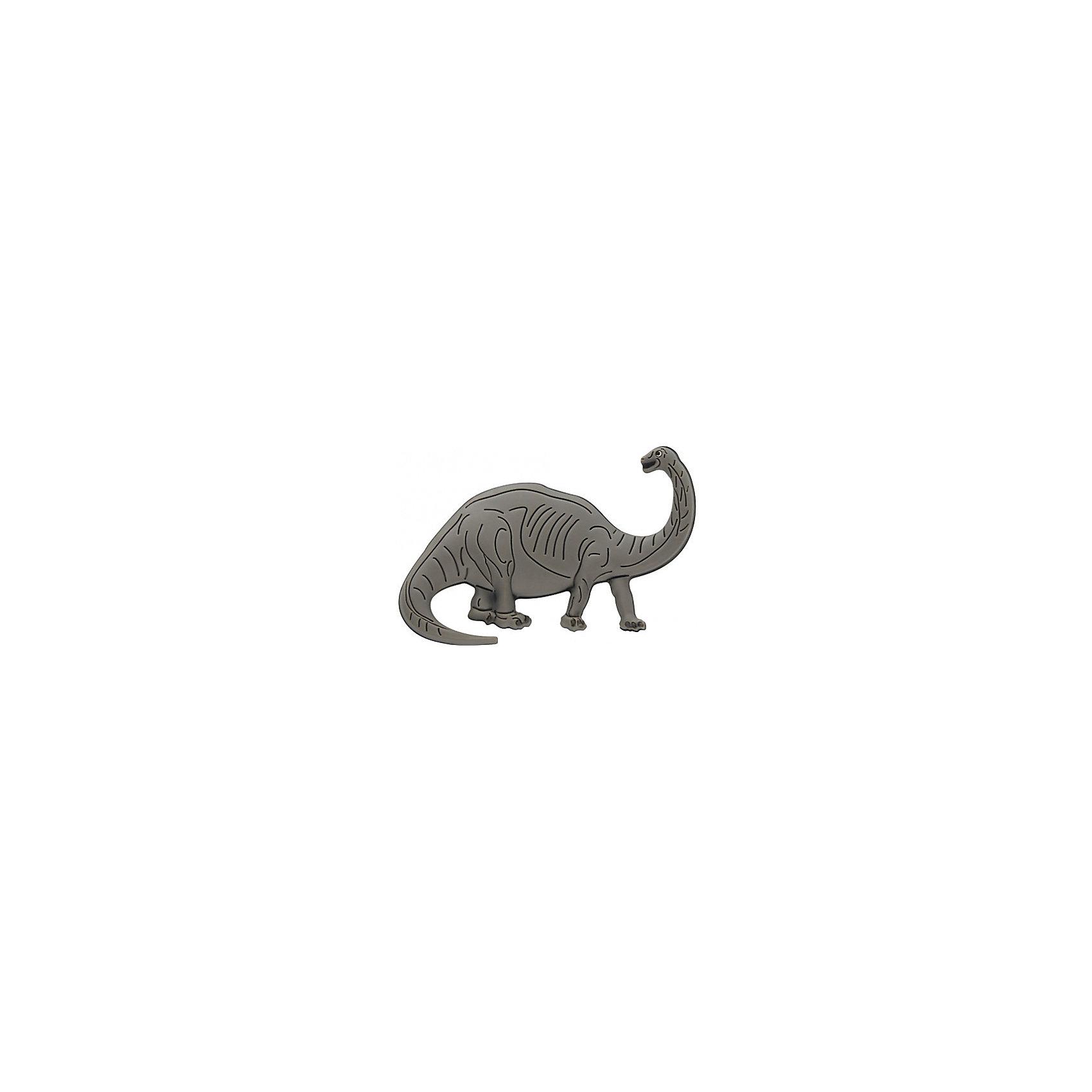Украшение для сабо Crocs BrontosaurusУкрашение для сабо Crocs. <br>Состав: Полимерный материал Крослайт<br><br>Ширина мм: 170<br>Глубина мм: 157<br>Высота мм: 67<br>Вес г: 117<br>Возраст от месяцев: 6<br>Возраст до месяцев: 192<br>Пол: Унисекс<br>Возраст: Детский<br>SKU: 3983681