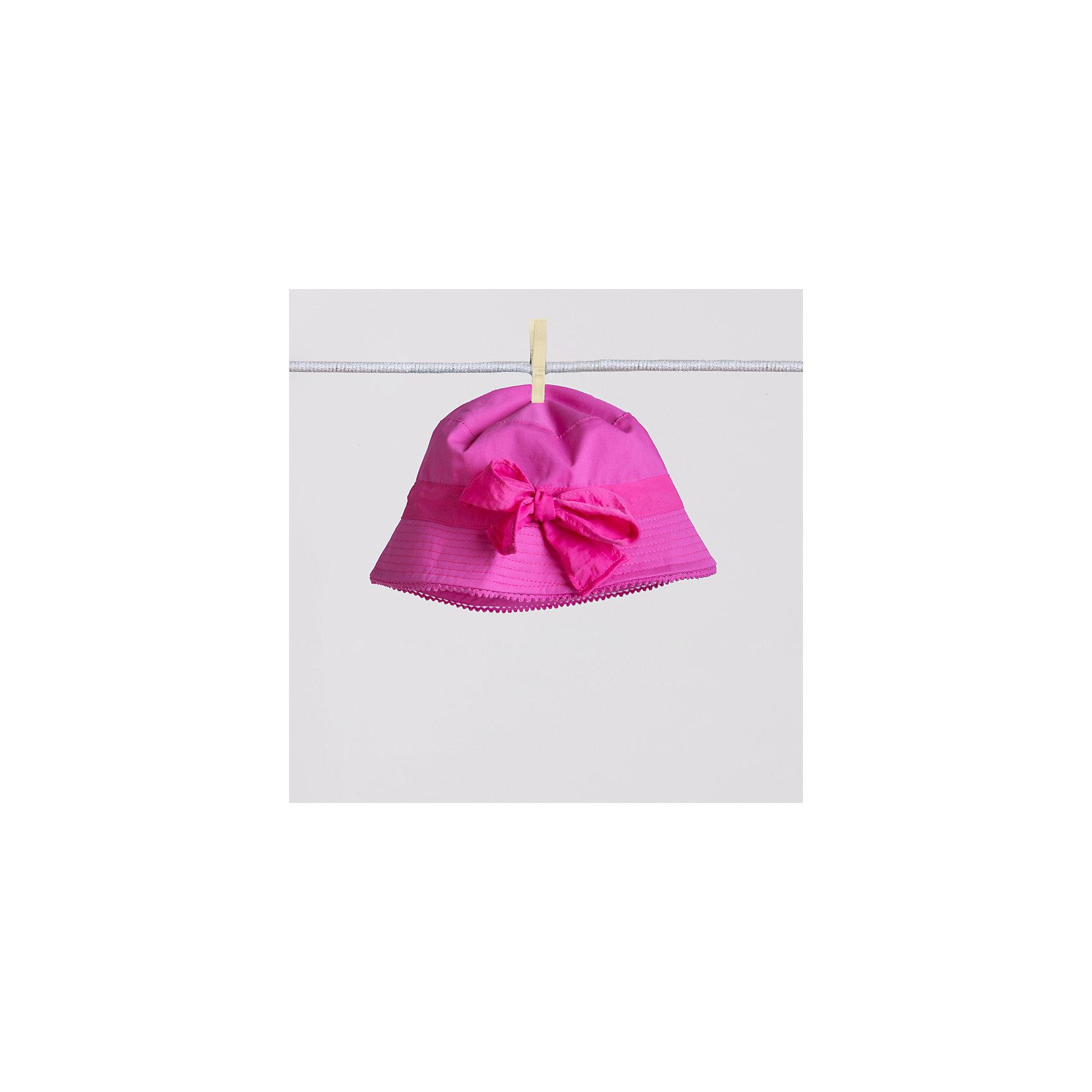 Панама для девочки PlayTodayПанама для девочки от известного бренда PlayToday. <br>Панама яркого цвета для девочки <br>Подкладка - хлопок <br>Модель украшена бантиком в тон изделия <br>Состав: 100% хлопок<br><br>Ширина мм: 89<br>Глубина мм: 117<br>Высота мм: 44<br>Вес г: 155<br>Цвет: розовый<br>Возраст от месяцев: 48<br>Возраст до месяцев: 60<br>Пол: Женский<br>Возраст: Детский<br>Размер: 52,50,54<br>SKU: 3985330
