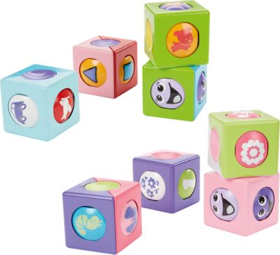 Mattel Волшебные кубики, Fisher-Price