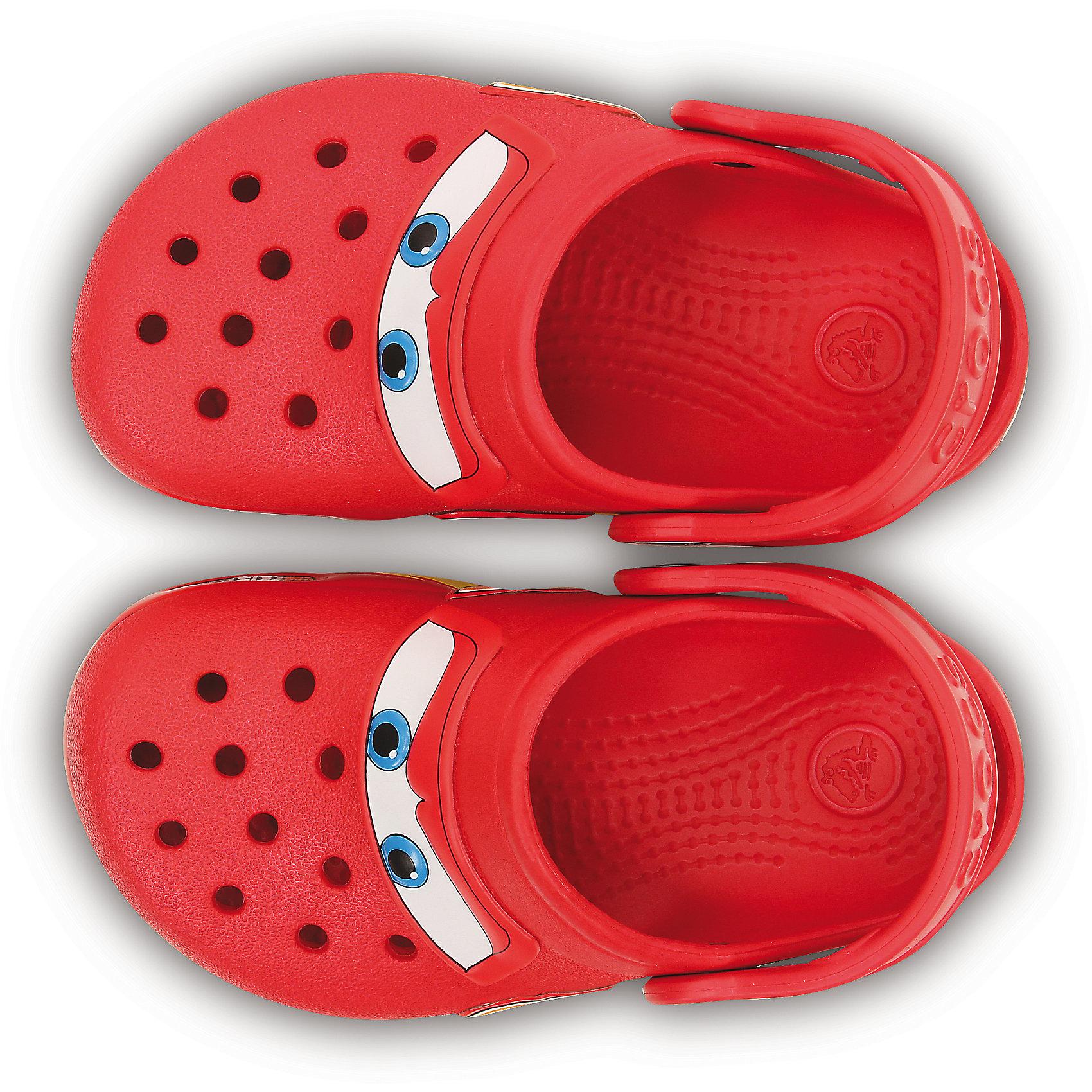 Сабо CrocsLights Cars™ Clog со светодиодами для мальчика Crocs от myToys