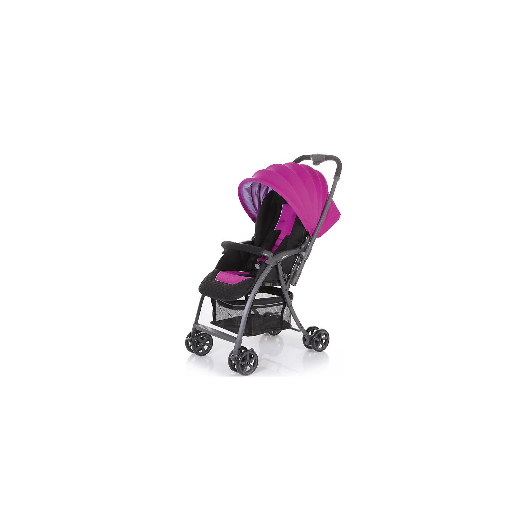 Jetem Прогулочная коляска Uno, Jetem, фиолетовый jetem прогулочная коляска uno jetem розовый