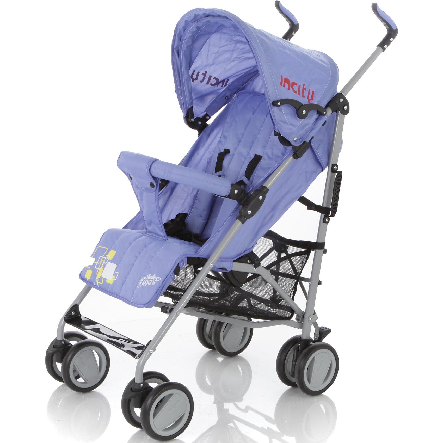 Коляска-трость In City, Baby Care, фиолетовый