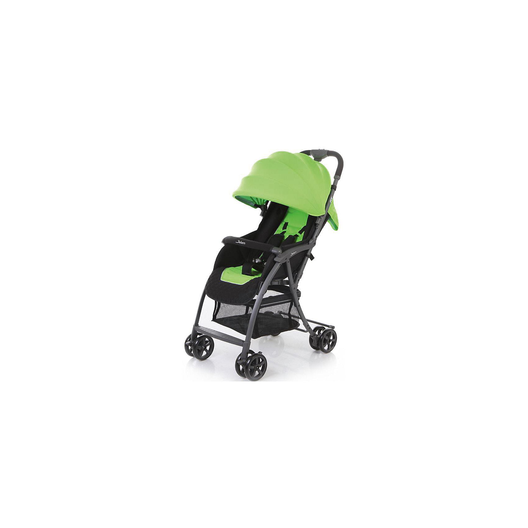Прогулочная коляска  Fit, Jetem, зеленый