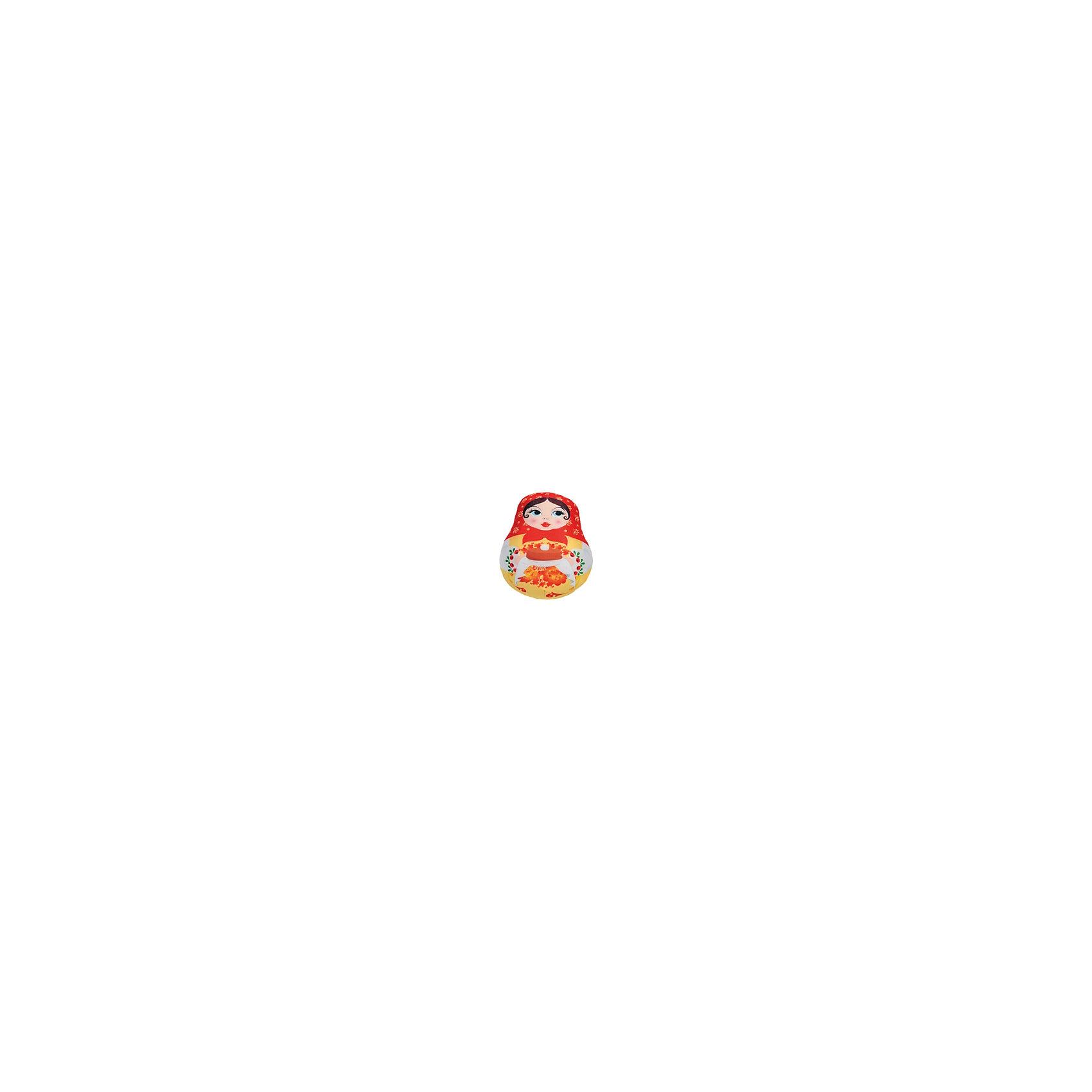 Матрешка (цвет: красный)
