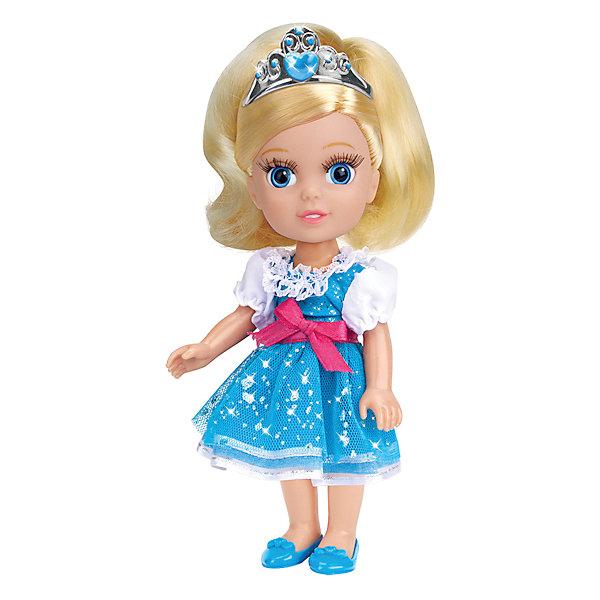 Кукла Золушка, 15 см, со звуком, Принцессы Дисней, Карапуз, с аксессуарамиИгрушки<br>Все малышки обожают диснеевские сказки про принцесс! Но до того, как Золушка попала на бал, она была очаровательной малышкой, такой как куколка Золушка  из серии Disney Princess (Принцессы Диснея), Карапуз. Малышка Золушка совершенно очаровательное создание: у нее выразительные глазки, длинные ресницы и шелковистые волосы.  Девочка будет с восхищением расчесывать Золушку, переодевать и слушать замечательную песенку. Прекрасное платьице малышки можно снимать и придумывать ей другие наряды, еще Золушка умеет говорить! Золушка довольно компактная, благодаря чему ее легко везде брать с собой!<br><br>Дополнительная информация:<br><br>- Комплект: кукла, расческа, диадема, туфельки;<br>- Куколка говорит фразу и поет песенку;<br>- Куколка создана по мотивам мультфильмов Disney (Дисней);<br>- Работает от  батареек: 3 х AG3 / LR41 (таблетки);<br>- Материал: пластик, текстиль;<br>- Прекрасная детализация;<br>- Ручки и ножки подвижны;<br>- Высота куколки: 15 см;<br>- Вес: 170 г<br><br>Куклу Золушка, 15 см, со звуком, Disney Princess (Принцессы Диснея), Карапуз, с аксессуарами можно купить в нашем интернет-магазине.<br><br>Ширина мм: 210<br>Глубина мм: 150<br>Высота мм: 70<br>Вес г: 170<br>Возраст от месяцев: 36<br>Возраст до месяцев: 84<br>Пол: Женский<br>Возраст: Детский<br>SKU: 3996821
