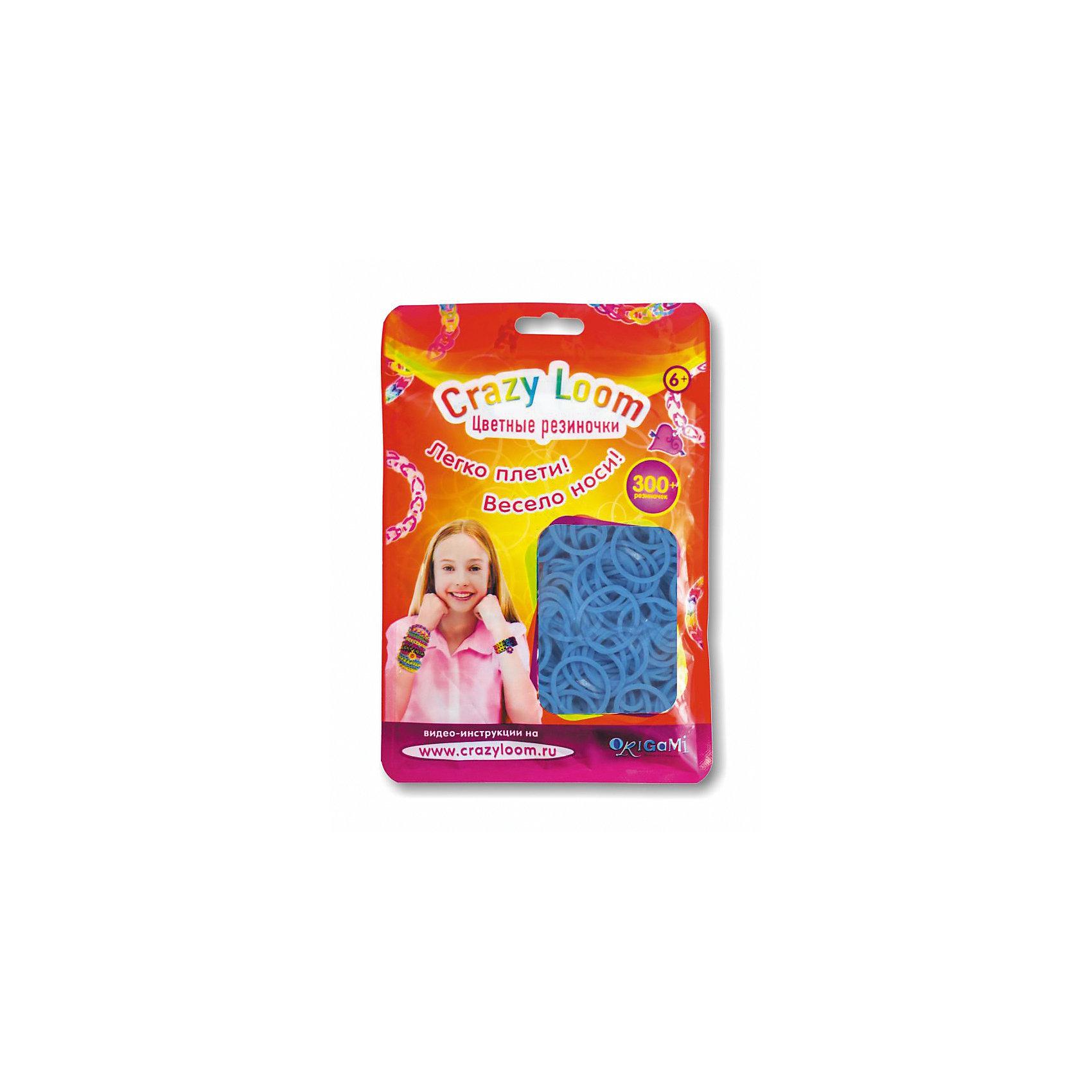 Набор резиночек для плетения (500шт), Crazy LoomРукоделие<br>Наборы Crazy Loom. Цветные резиночки - это веселое развлечение для детей и взрослых. Весь мир с удовольствием плетет разнообразные украшения для себя и друзей. Присоединяйтесь и Вы!  Цветные резиночки это уникальная возможность проявить свою фантазию и творческие способности! <br><br>Дополнительная информация:<br><br>В наборе:  <br>- 500 резиночек, <br>- крючок, <br>- 15 замочков,<br>- 9 цветов ассортименте<br><br>Набор резиночек для плетения (500шт), Crazy Loom можно купить в нашем магазине.<br><br>Ширина мм: 170<br>Глубина мм: 116<br>Высота мм: 10<br>Вес г: 52<br>Возраст от месяцев: 72<br>Возраст до месяцев: 180<br>Пол: Женский<br>Возраст: Детский<br>SKU: 3998100