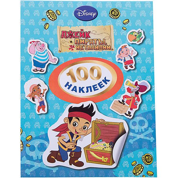 Джейк и пираты. 100 наклеек, DisneyДжейк и пираты Нетландии<br>Джейк и пираты. 100 наклеек, Disney (Дисней) – это яркий и красочный альбом с героями любимого мультсериала, состоящий из 100 наклеек.<br>Герои популярного мультипликационного сериала «Джейк и пираты Нетландии», созданного командой киностудии Уолта Диснея, в наклейках! В этом альбоме - целых 100 ярких наклеек! С помощью них можно украшать любимые игрушки, декорировать тетради, блокноты и альбомы. Пусть мир вокруг станет ярче и веселей!<br><br>Дополнительная информация:<br><br>- Издательство: Росмэн<br>- Серия: 100 наклеек<br>- Переплет: мягкий переплет<br>- Размер: 200 х 150 х 4 мм.<br>- Вес: 30 г.<br>- Страниц: 8 (офсет)<br><br>Альбом Джейк и пираты. 100 наклеек, Disney (Дисней) - соберите целую серию мини-альбомов с любимыми героями диснеевских мультфильмов со 100 наклейками в каждом.<br><br>Альбом Джейк и пираты. 100 наклеек, Disney (Дисней) можно купить в нашем интернет-магазине.<br>Ширина мм: 200; Глубина мм: 150; Высота мм: 4; Вес г: 30; Возраст от месяцев: 36; Возраст до месяцев: 96; Пол: Унисекс; Возраст: Детский; SKU: 3998146;