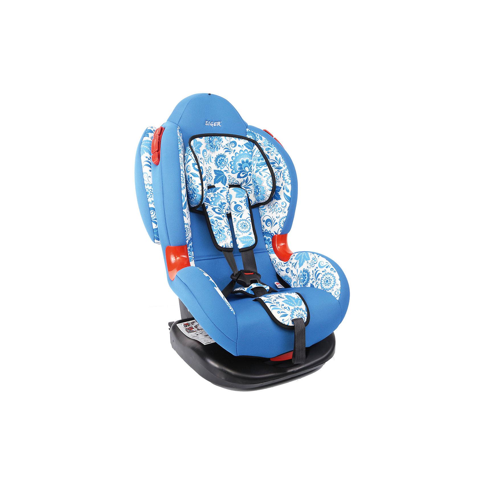 Автокресло Siger Кокон Art Isofix, 9-25 кг, гжельАвтокресла с креплением Isofix<br>Автокресло Siger ART ISOFIX предназначено для перевозки детей от года до 7 лет и с весом от 9 до 25 кг. 5-точечные ремни безопасности правильно и надежно фиксируют ребенка. Для большего комфорта предусмотрены плечевые накладки, мягкий подголовник и регулируемая ортопедическая спинка. Возможно крепление штатными ремнями автомобиля и при помощи системы Isofix. Кресло с оригинальным дизайном принесет море удовольствия и обеспечит максимальную безопасность во время поездки!<br><br>Особенности:<br>-5-точечные ремни безопасности с мягкими плечевыми накладками<br>-дополнительная защита от боковых ударов<br>-регулируемая ортопедическая спинка<br>-чехол из мягких гипоаллергенных тканей снимается для стирки<br><br>Дополнительная информация: <br>Крепление: система Isofix/штатные ремни автомобиля по ходу движения<br>Цвет: синий/гжель<br>Размер: 46,5 x 78 x 42,8 см<br>Вес: 6,8 кг<br>Автокресло Siger ART ISOFIX можно купить в нашем интернет-магазине.<br><br>Ширина мм: 505<br>Глубина мм: 490<br>Высота мм: 780<br>Вес г: 8400<br>Возраст от месяцев: 12<br>Возраст до месяцев: 84<br>Пол: Унисекс<br>Возраст: Детский<br>SKU: 3999739