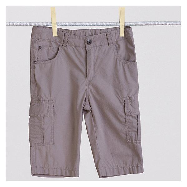 Шорты для мальчика ScoolШорты, бриджи, капри<br>Шорты из легкой ткани для мальчика <br>* Застежка - металлическая молния и пуговица <br>* Два функциональных кармана спереди и два дизайнерских функциональных кармана по бокам изделия  Состав: Хлопок: 100%<br><br>Ширина мм: 191<br>Глубина мм: 10<br>Высота мм: 175<br>Вес г: 273<br>Цвет: серый<br>Возраст от месяцев: 108<br>Возраст до месяцев: 120<br>Пол: Мужской<br>Возраст: Детский<br>Размер: 140,134,164,146,152,158<br>SKU: 4000571
