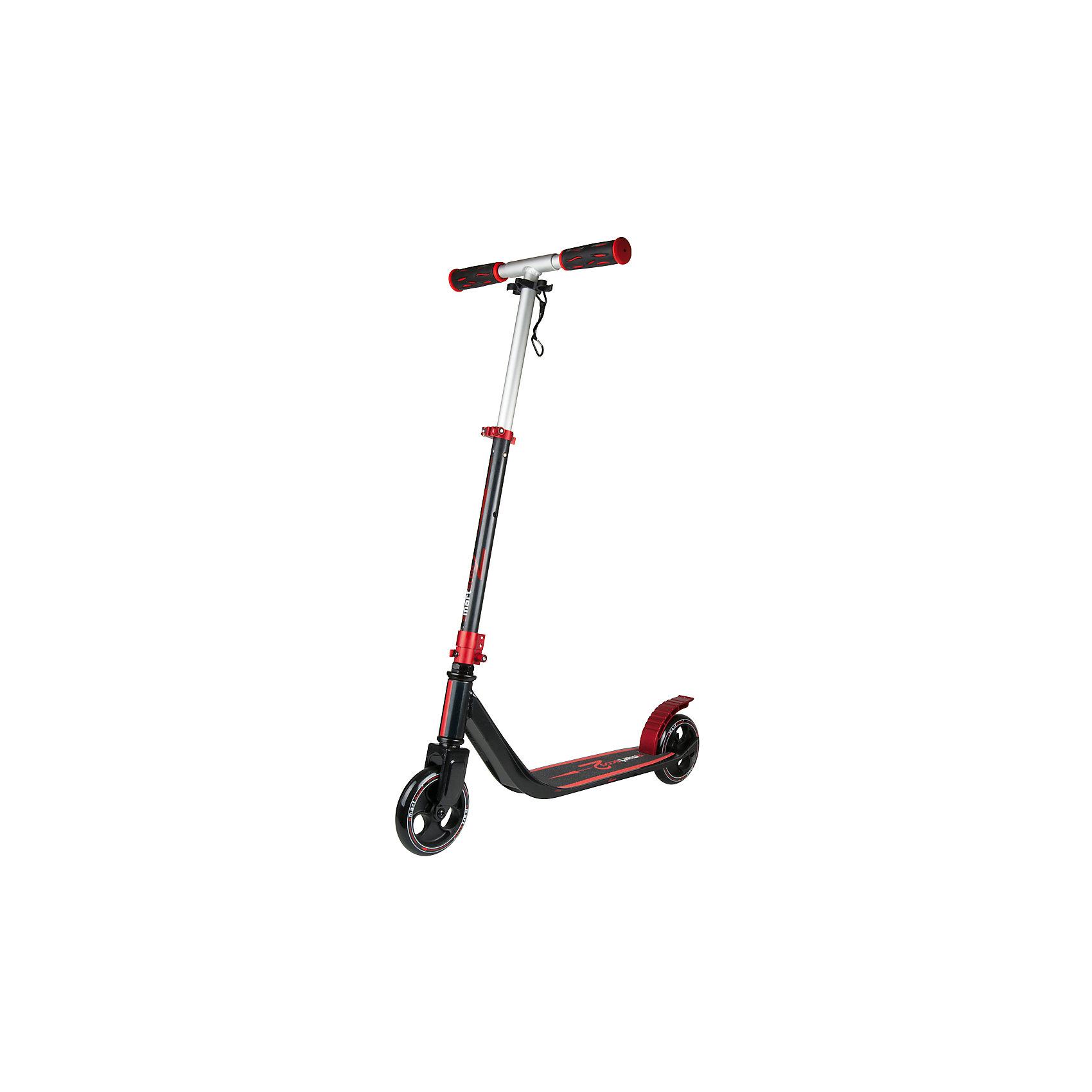 Самокат Smartscoo2 Straight RedДвухколесный складной Самокат Smartscoo2 Straight Red (Смартку2 Стрэйт Красный) сочетает в себе высокое качество и хорошие технические характеристики. Благодаря большим колесам и скоростному подшипнику АВЕС-5, самокат быстро разгоняется и плавно, бесшумно едет. Задний тормоз (step-on brake) сделает катание безопасным, а размер платформы для ноги и особенный механизм складывания – легким и удобным транспортировку и хранение самоката. Подходит для детей от 4х лет и подростков.<br><br>Характеристики:<br>-Цвет: черно-красный<br>-Бесшумные полиуретановые колеса<br>-Легкий и компактный<br>-Удобно складывающиеся ручки и регулируемая высота руля (от 74 до 96 см)<br>-Самокат предназначен для детей ростом от 105 см<br>-Подшипники: АВЕС-5<br>-Максимальная нагрузка: 100 кг<br>-Рама: алюминий с защитно-декоративным оксидным покрытием<br><br>Дополнительная информация:<br>-Материал: алюминий, полиуретан (колеса), пластик<br>-Диаметр колес: 145 мм<br>-Вес: 3,4 кг<br>-Размер платформы для ноги: 40х12,8 см<br>-Длина самоката: 92 см<br><br>Самокат Smartscoo2 Straight Red (Смартку2 Стрэйт Красный) станет не только развлечением, но и укрепит здоровье подростка: катание на самокате развивает мышцы всего тела, координацию движений и вестибулярный аппарат, и даже тренирует глаза!<br><br>Самокат Smartscoo2 Straight Red (Смартку2 Стрэйт Красный) можно купить в нашем магазине.<br><br>Ширина мм: 580<br>Глубина мм: 120<br>Высота мм: 870<br>Вес г: 3400<br>Возраст от месяцев: 72<br>Возраст до месяцев: 144<br>Пол: Унисекс<br>Возраст: Детский<br>SKU: 4001638