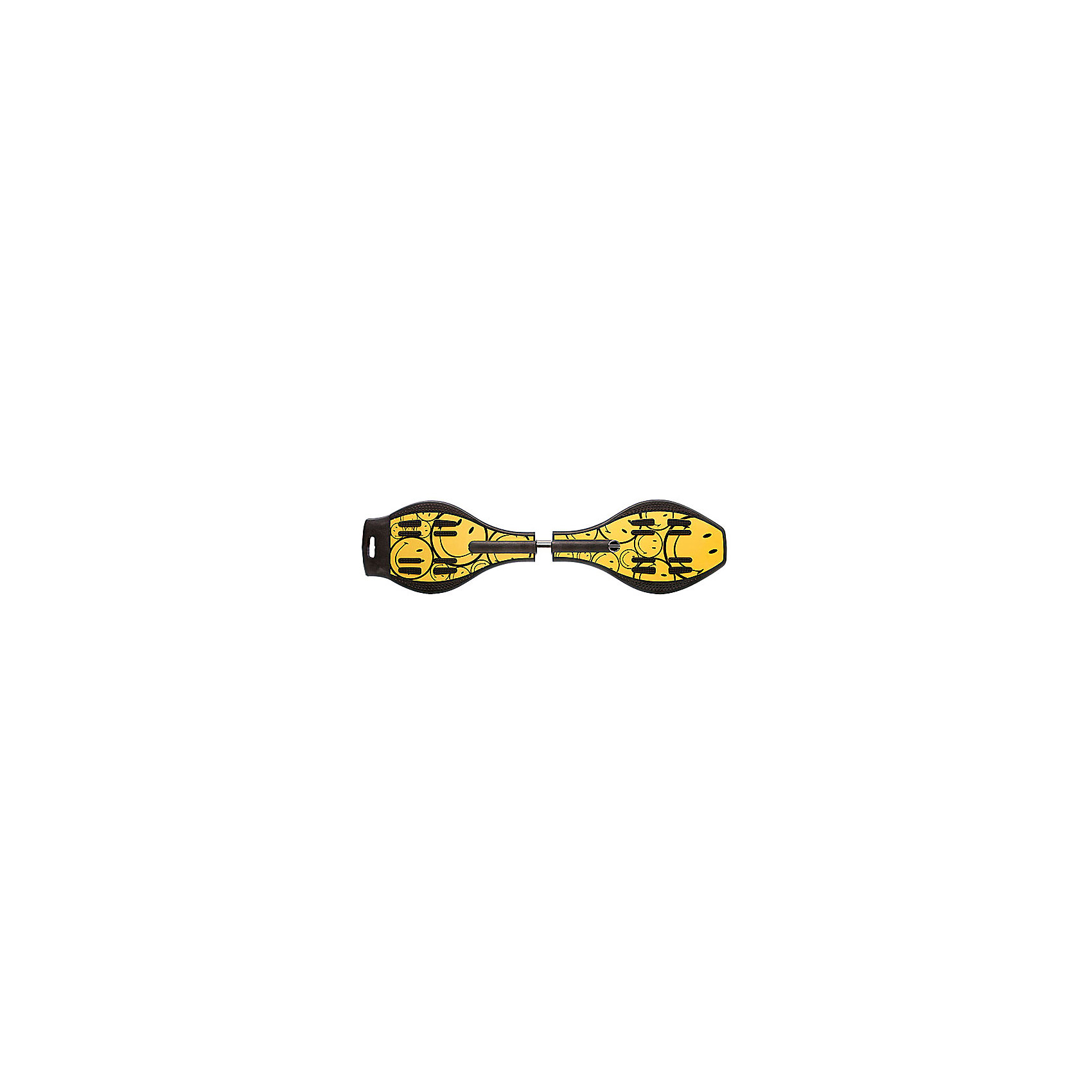 Роллерсерф Smiley, желтый